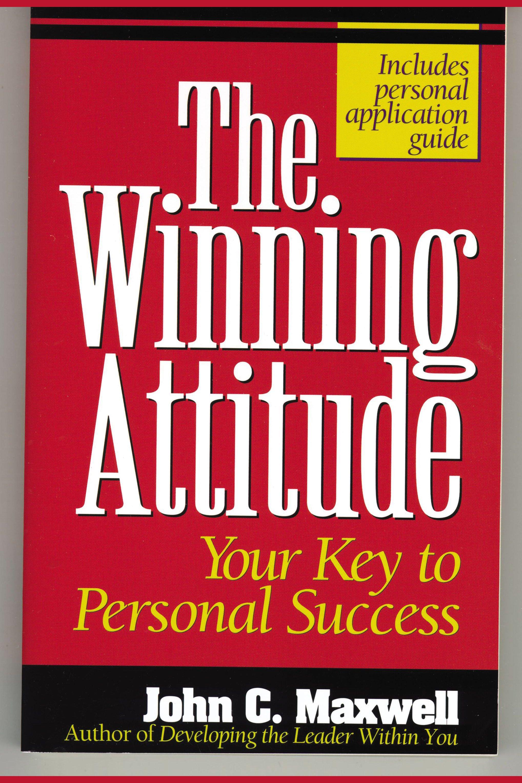 The winning attitude cover image
