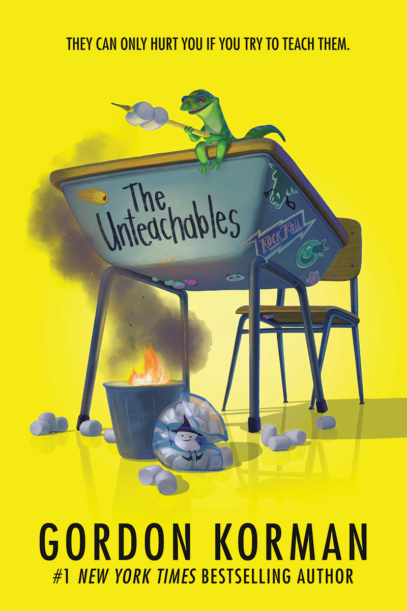 Cover Image of The Unteachables