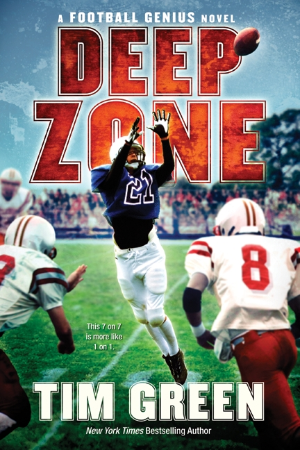 Deep zone cover image