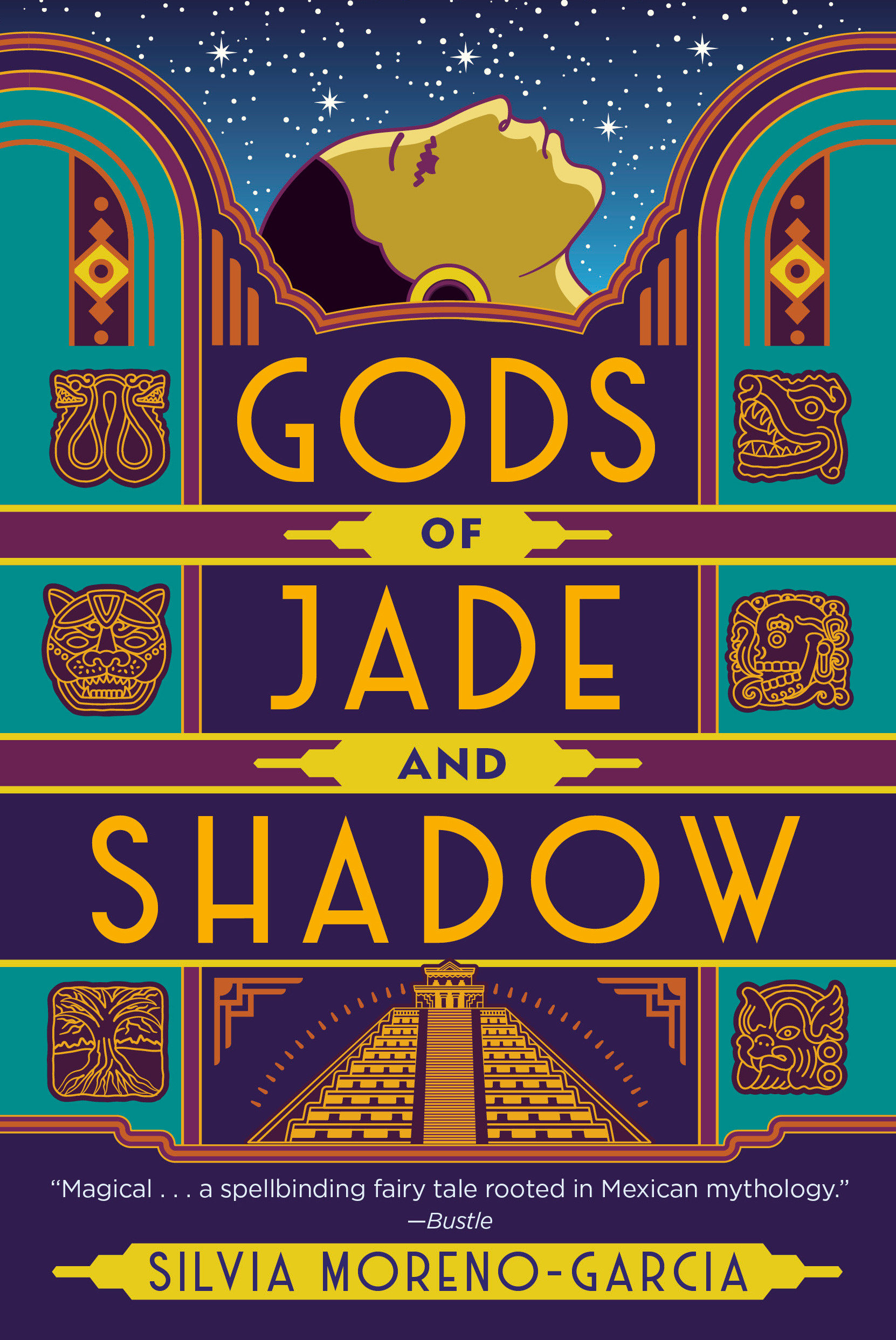 Gods of Jade and Shadow [electronic resource]