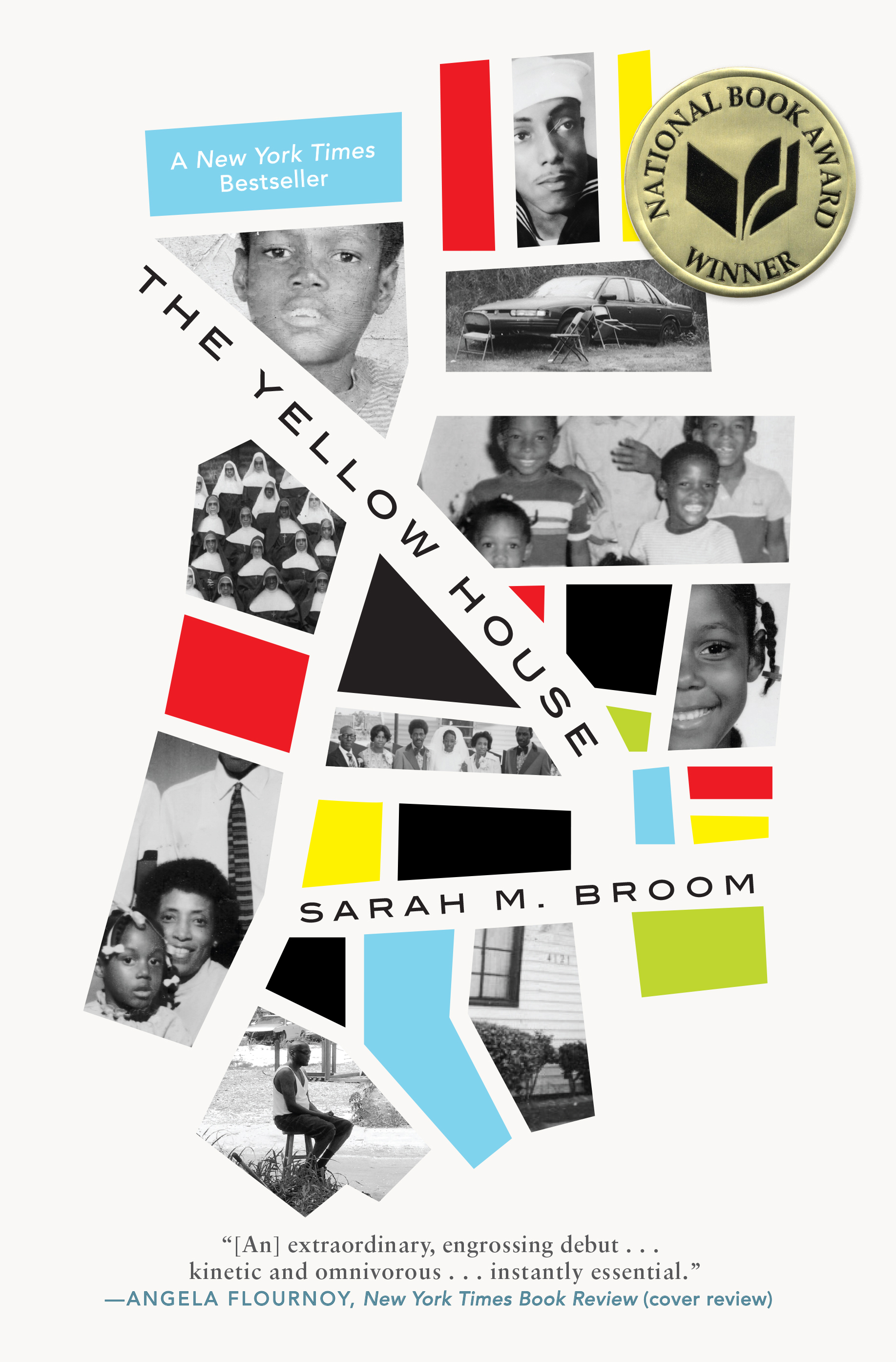 Cover image for The Yellow House [electronic resource] : A Memoir (2019 National Book Award Winner)