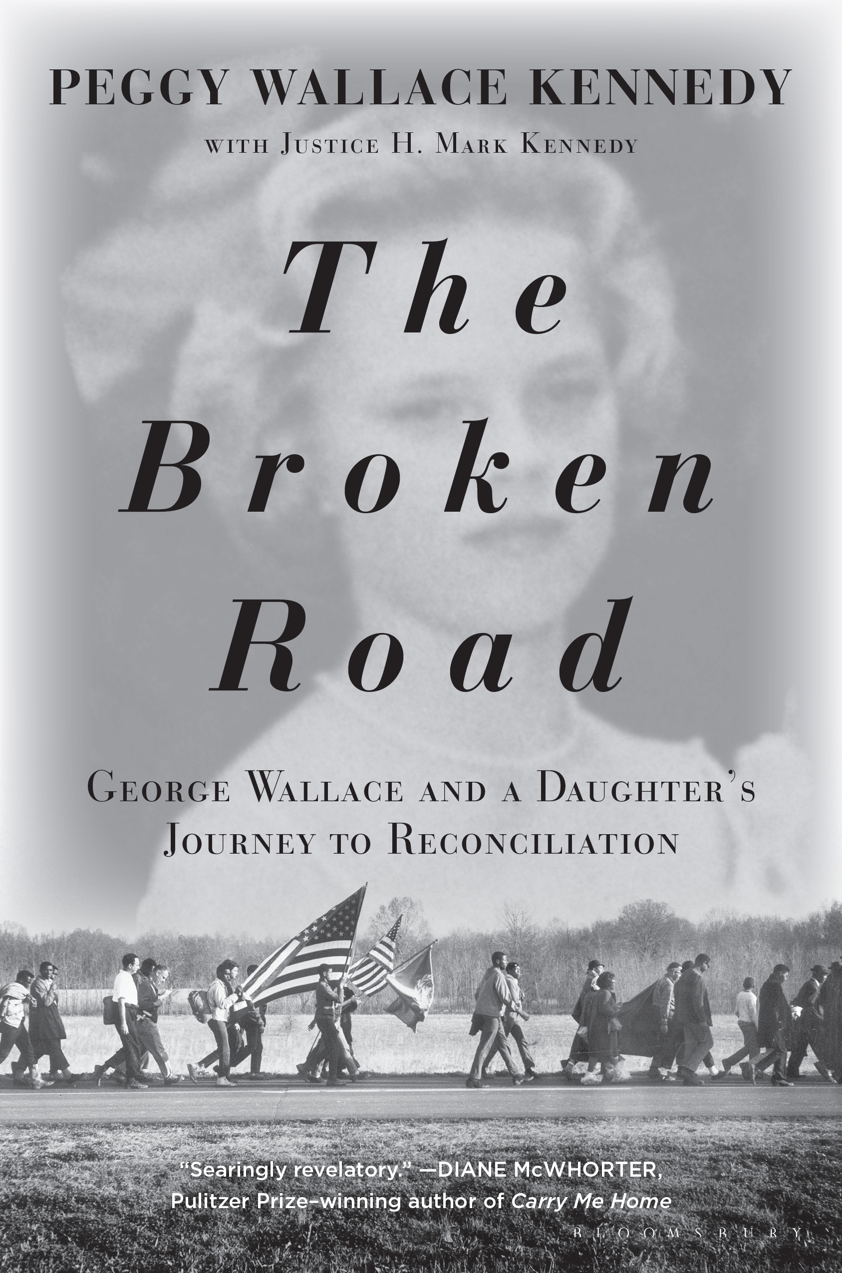 The Broken Road [electronic resource] : George Wallace and a Daughter's Journey to Reconciliation