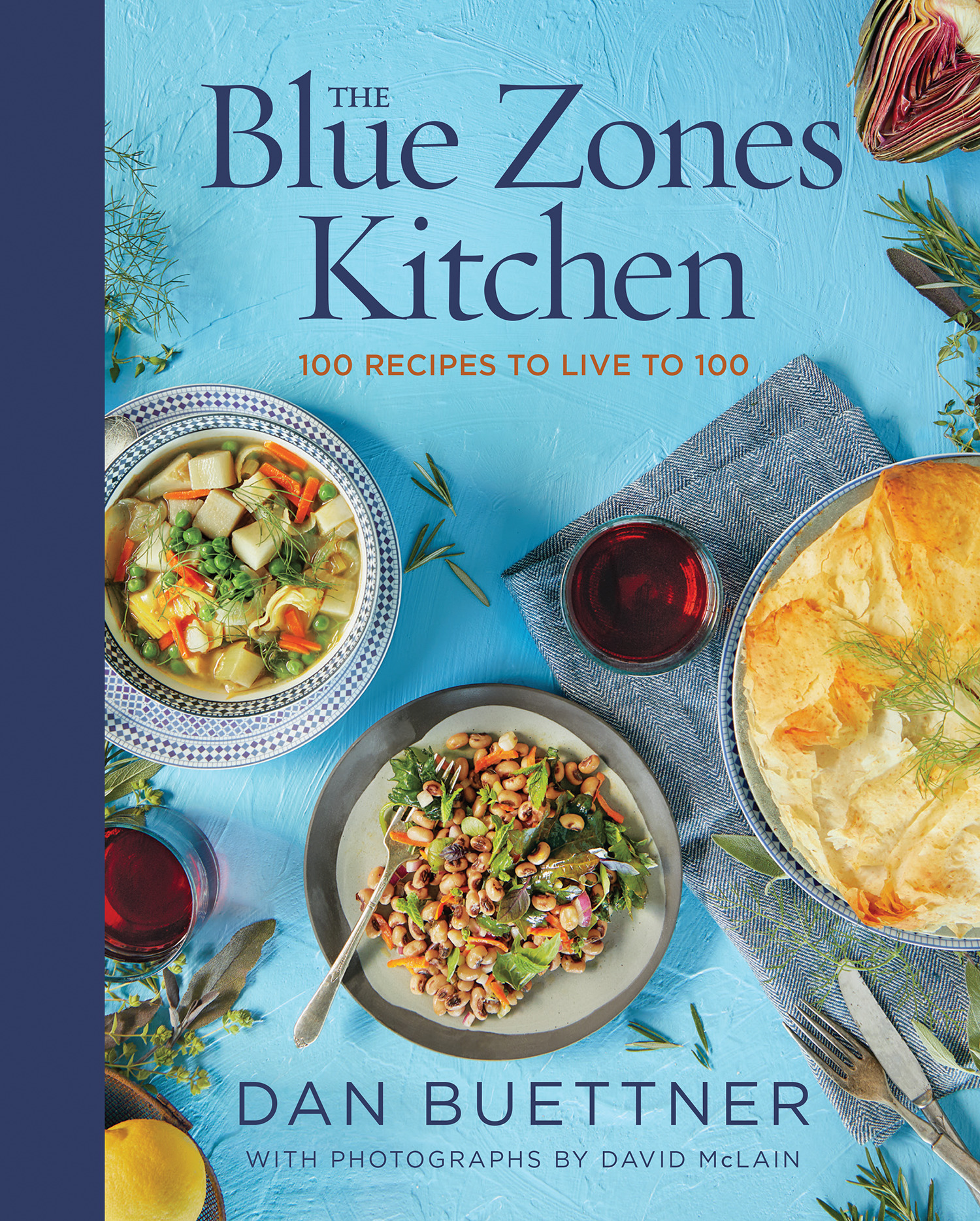 The Blue Zones Kitchen [electronic resource (downloadable eBook)] : 100 Recipes to Live to 100