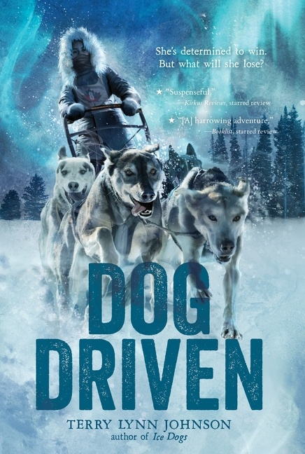 Cover Image of Dog Driven