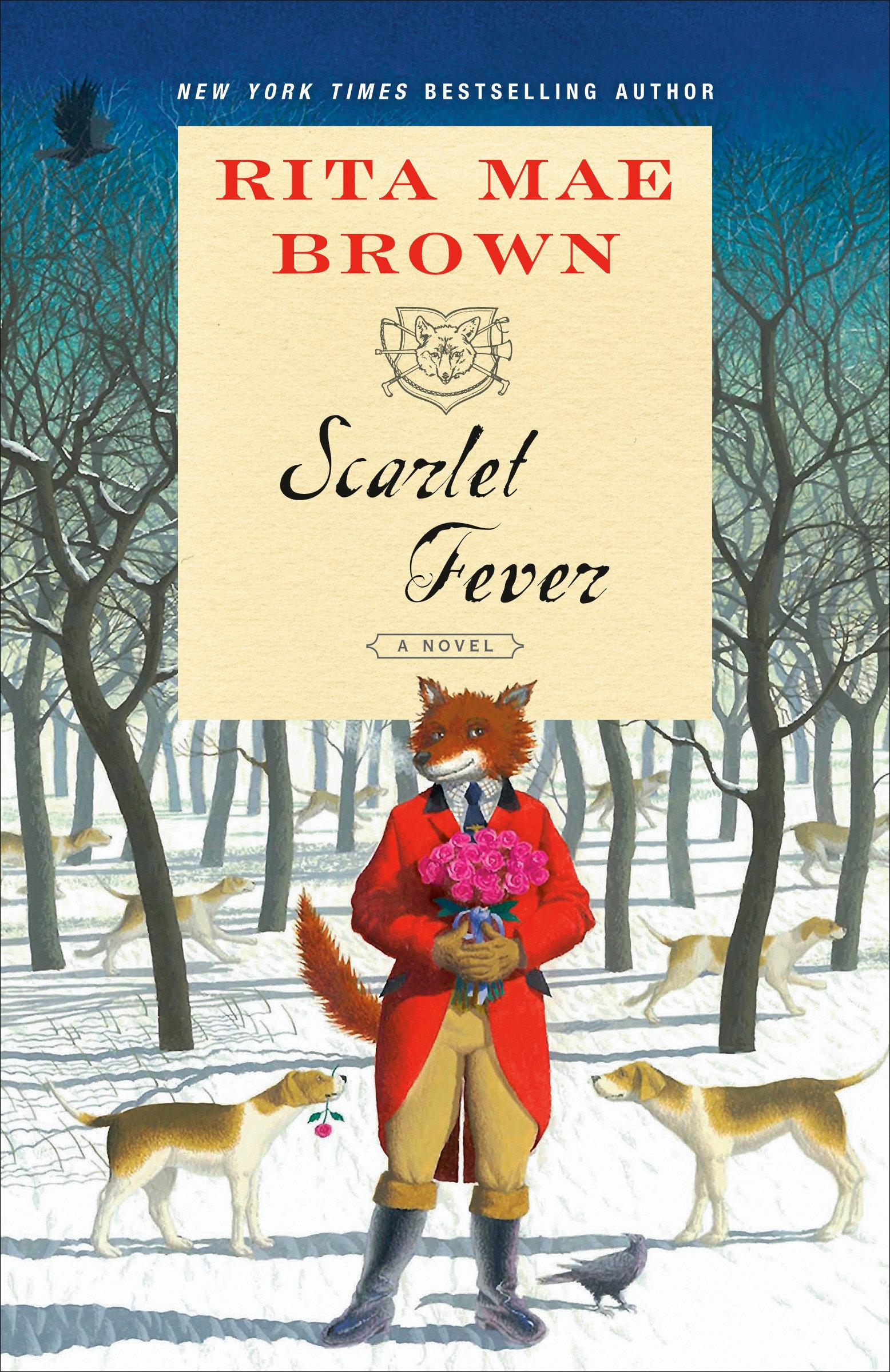 Scarlet fever : a novel