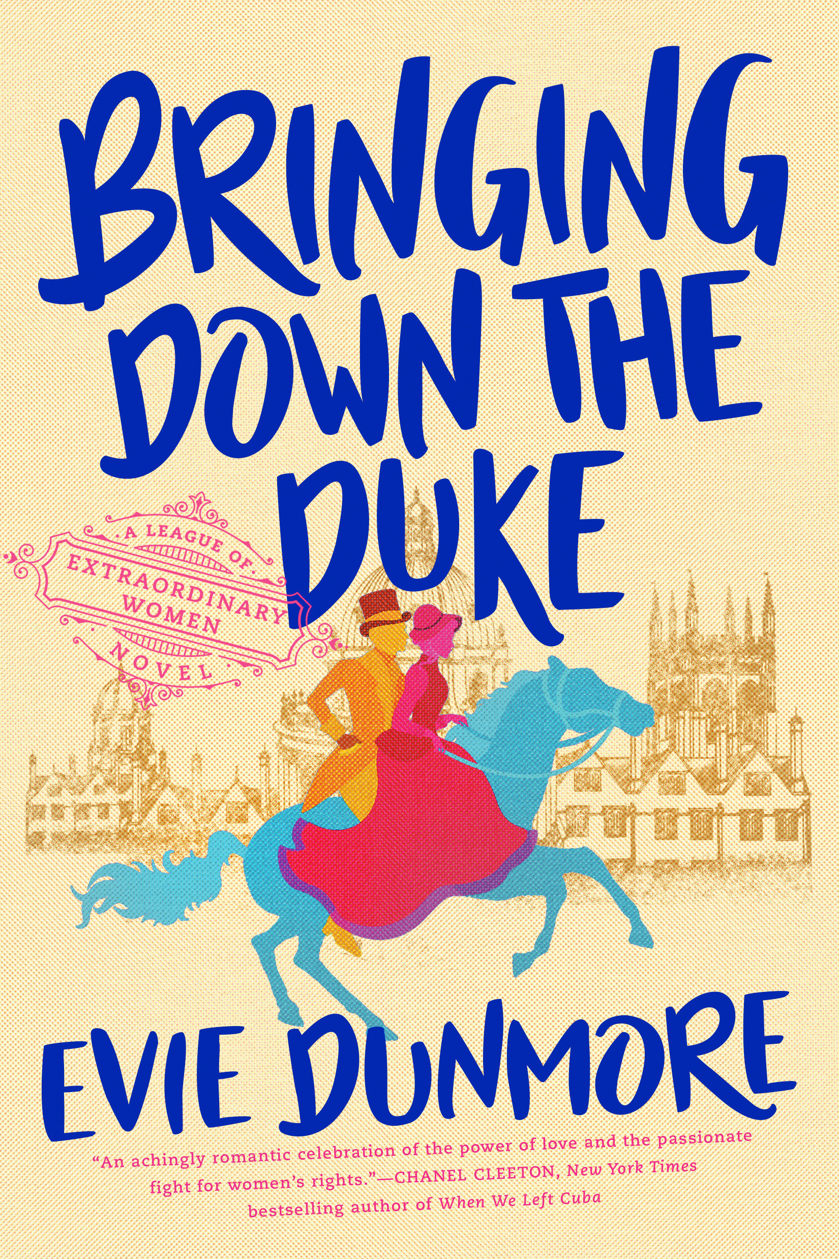 Cover Image of Bringing Down the Duke