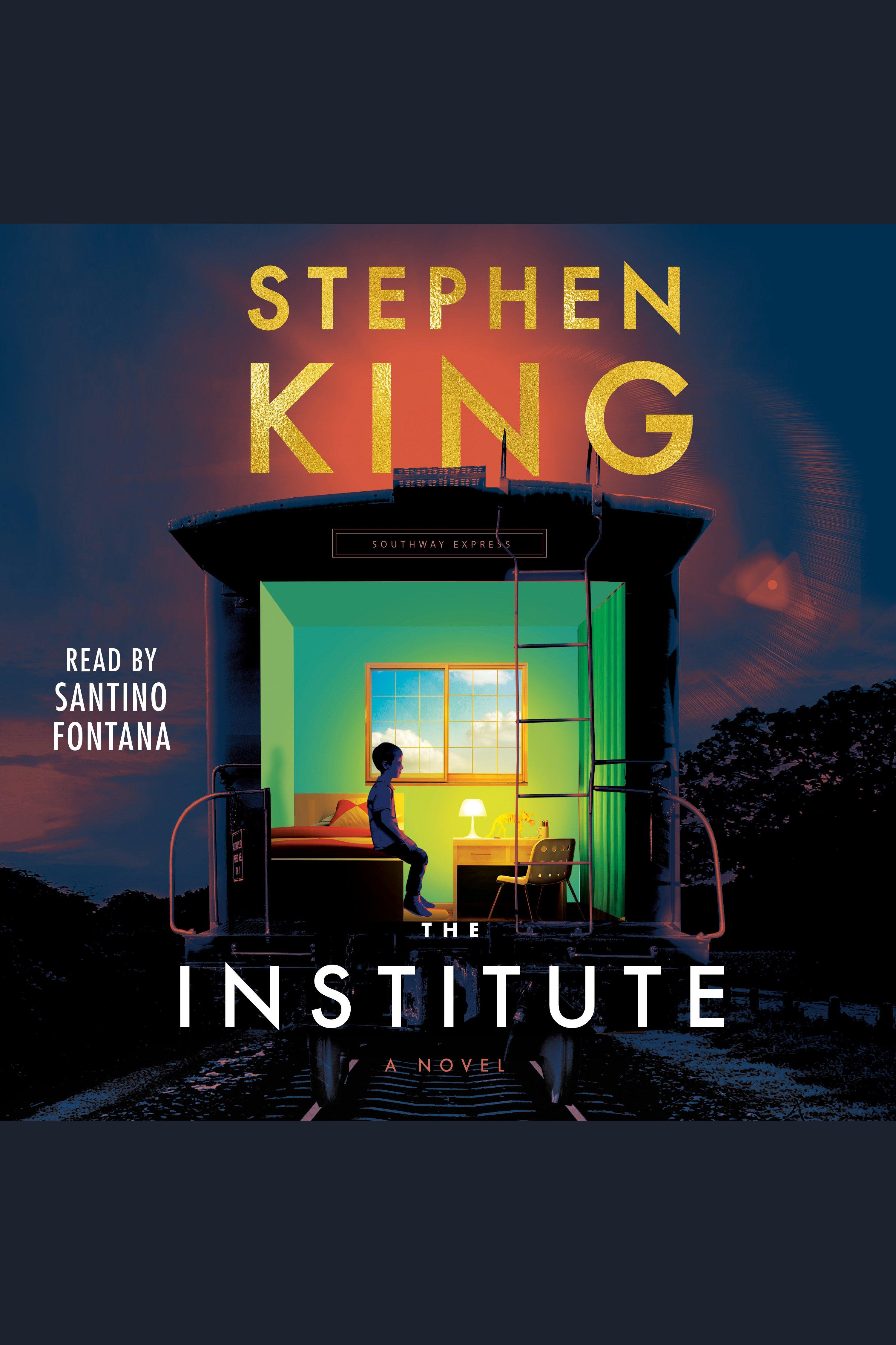Institute, The A Novel