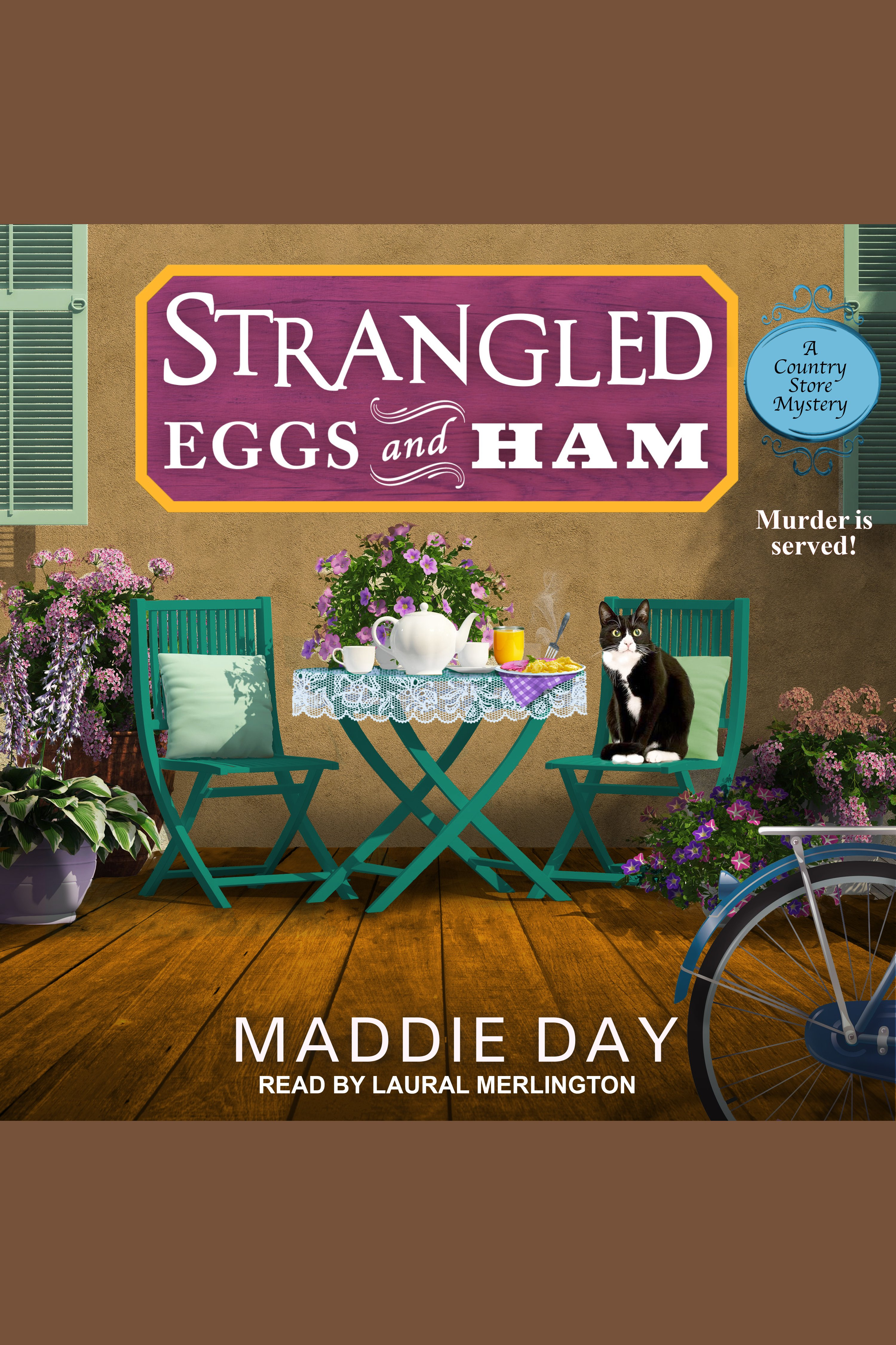 Strangled Eggs and Ham A Country Store Mystery, Murder is served!
