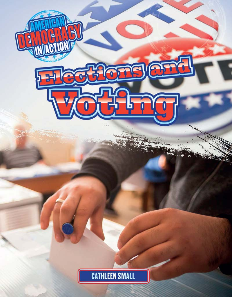 Cover image for Elections and Voting [electronic resource] :