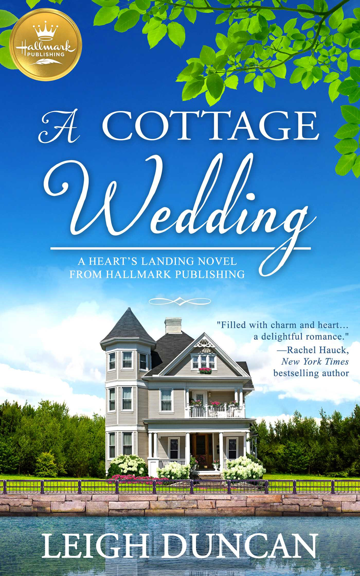 A Cottage Wedding [electronic resource (downloadable eBook)] : a Heart's Landing novel from Hallmark Publishing