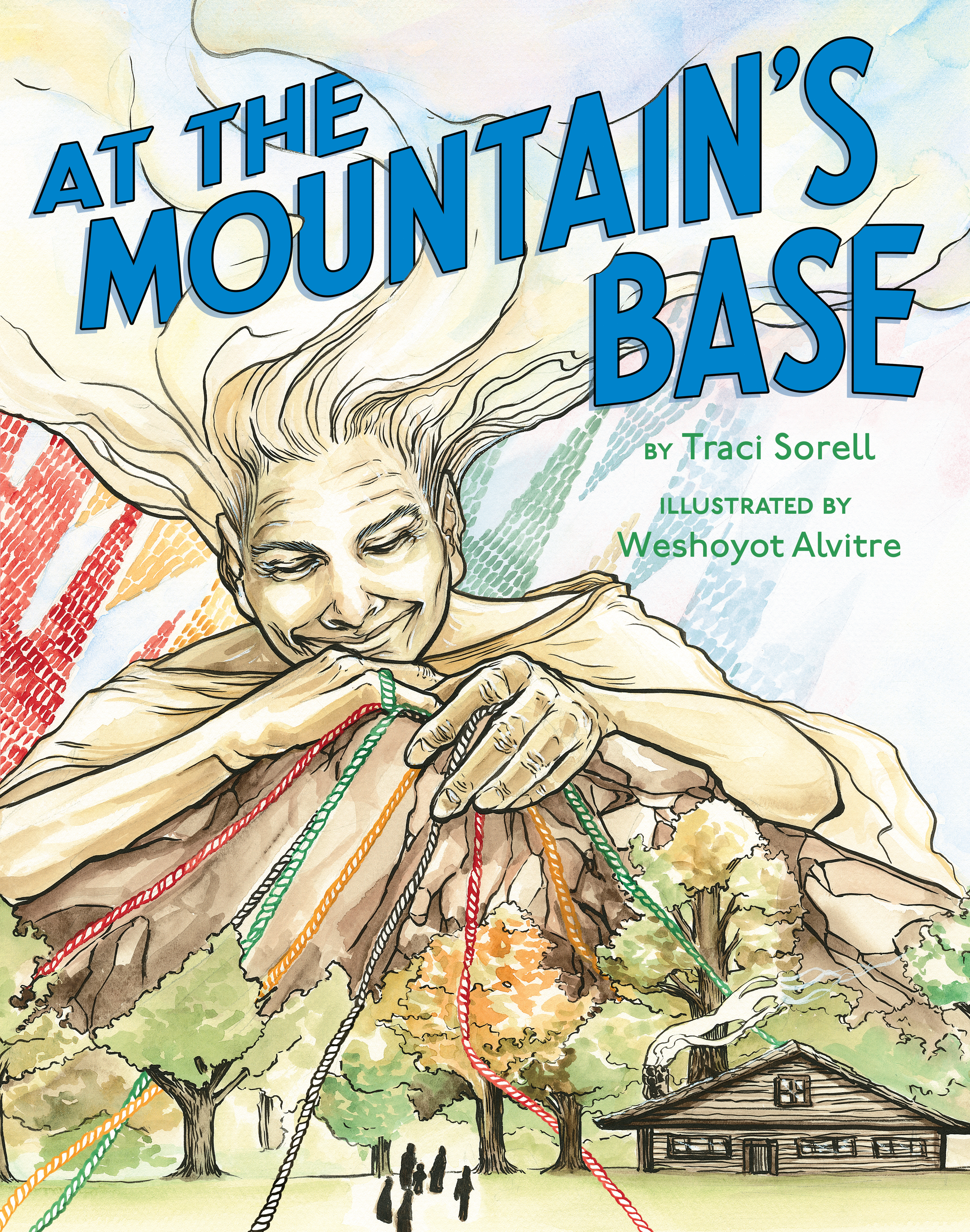 Cover image for At the Mountain's Base [electronic resource] :