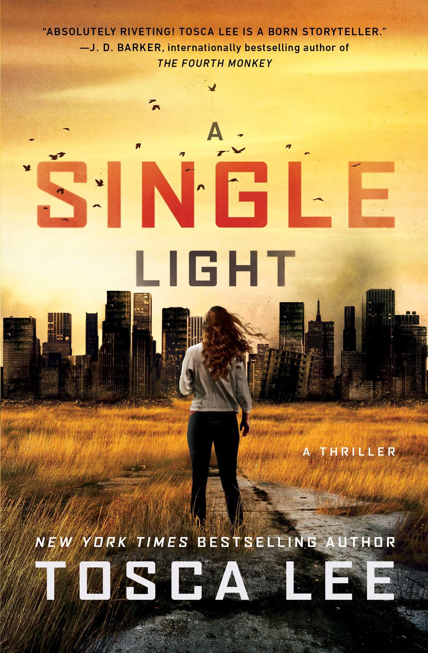 A single light cover image