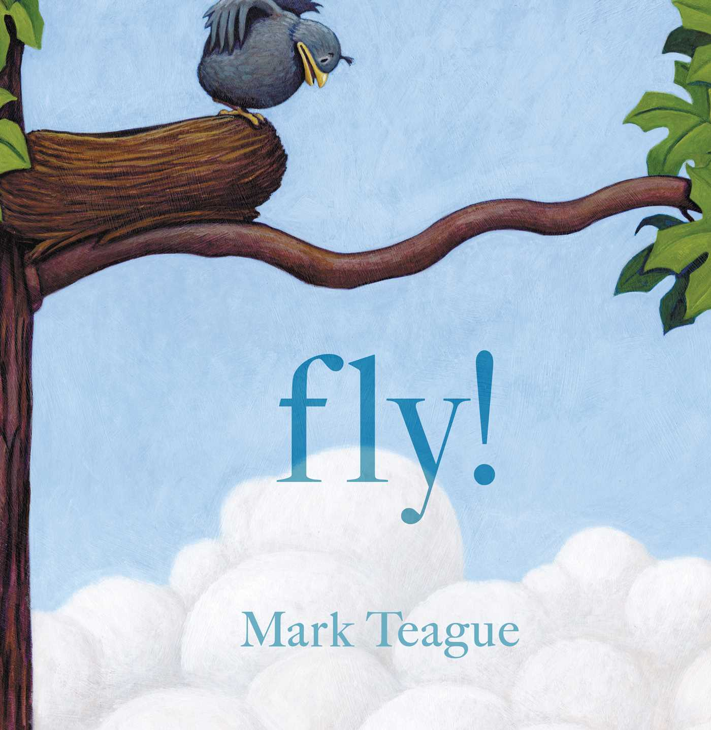 Cover image for Fly! [electronic resource] :