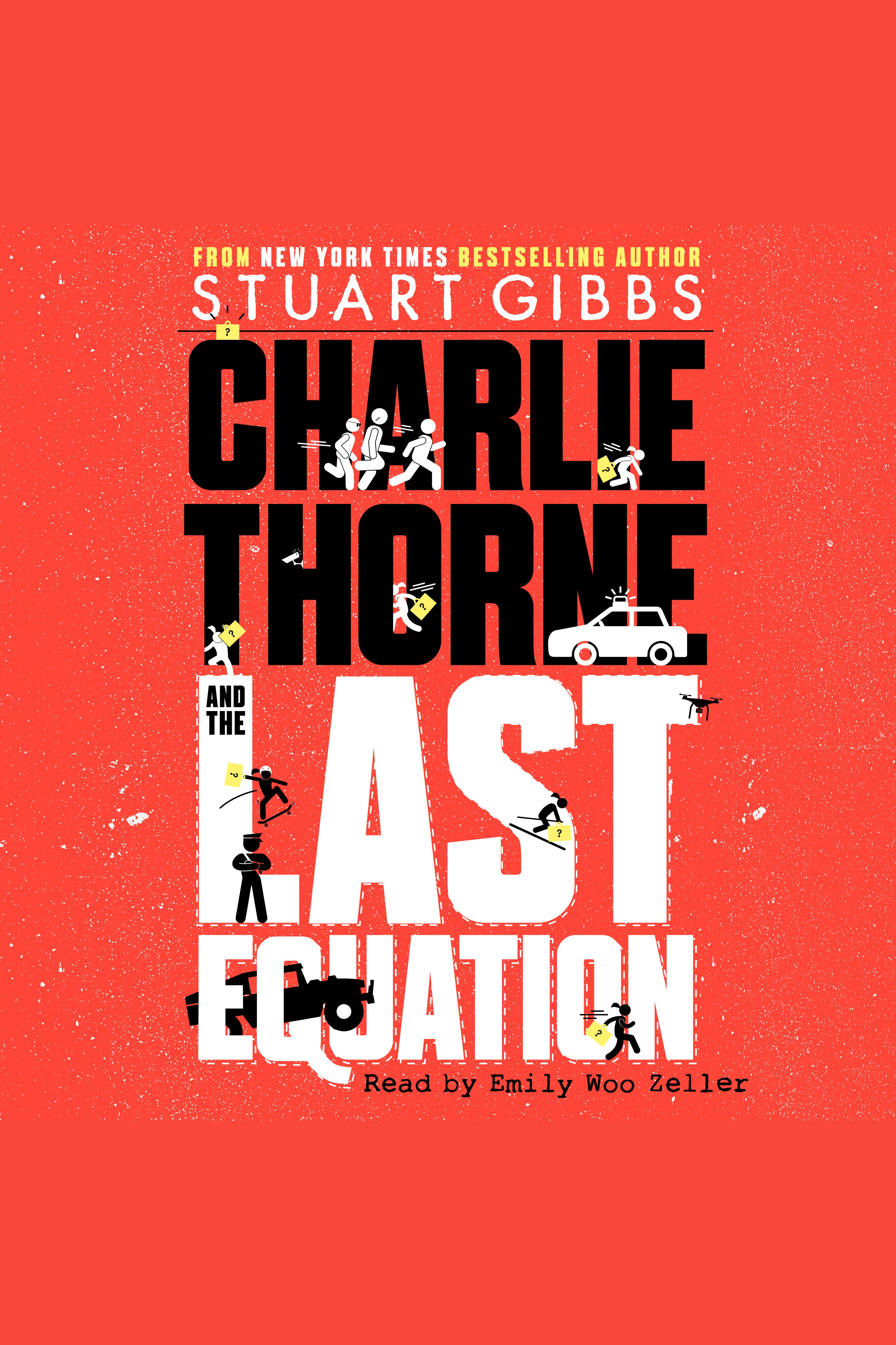 Charlie Thorne and the last equation cover image