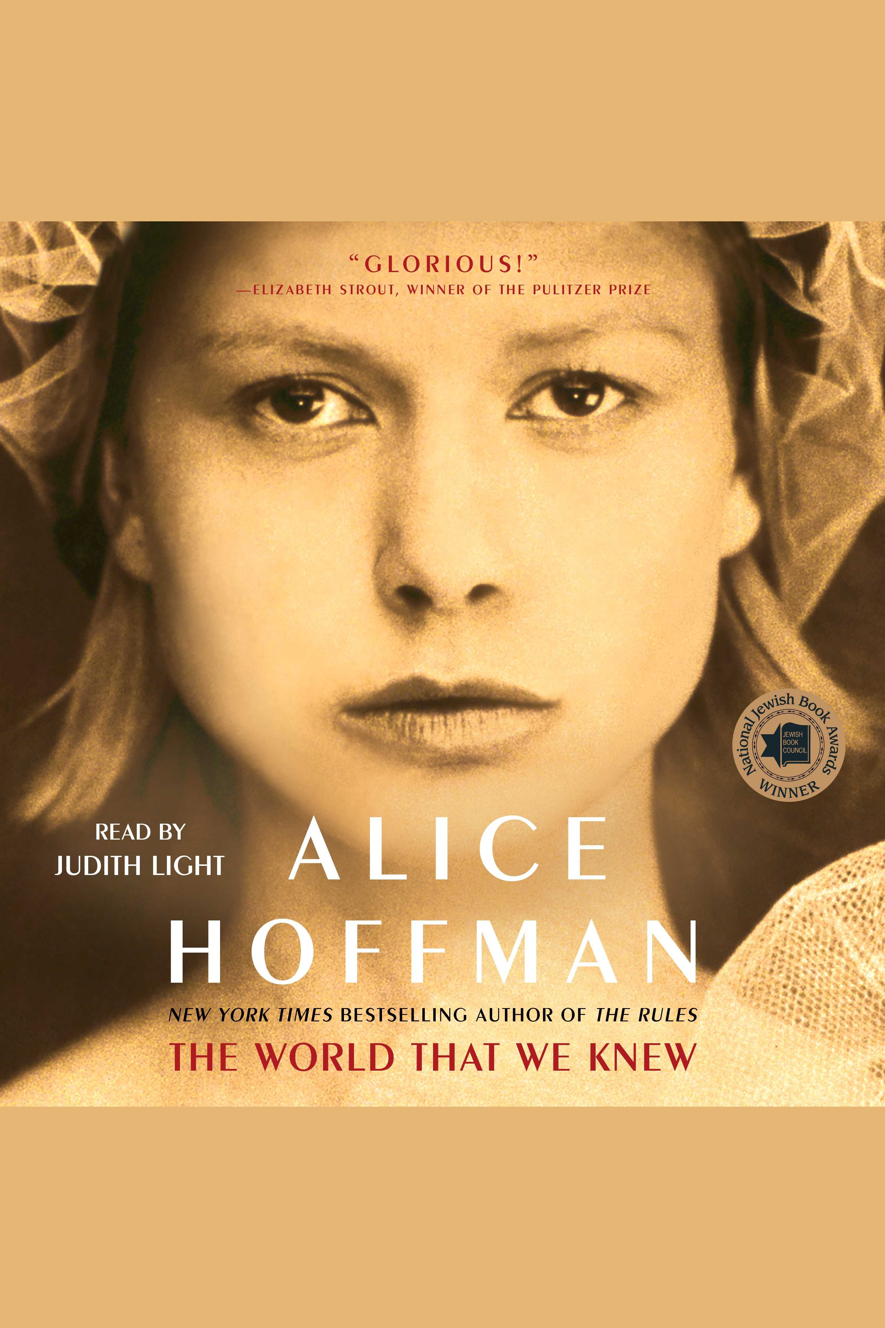 World That We Knew, The A Novel