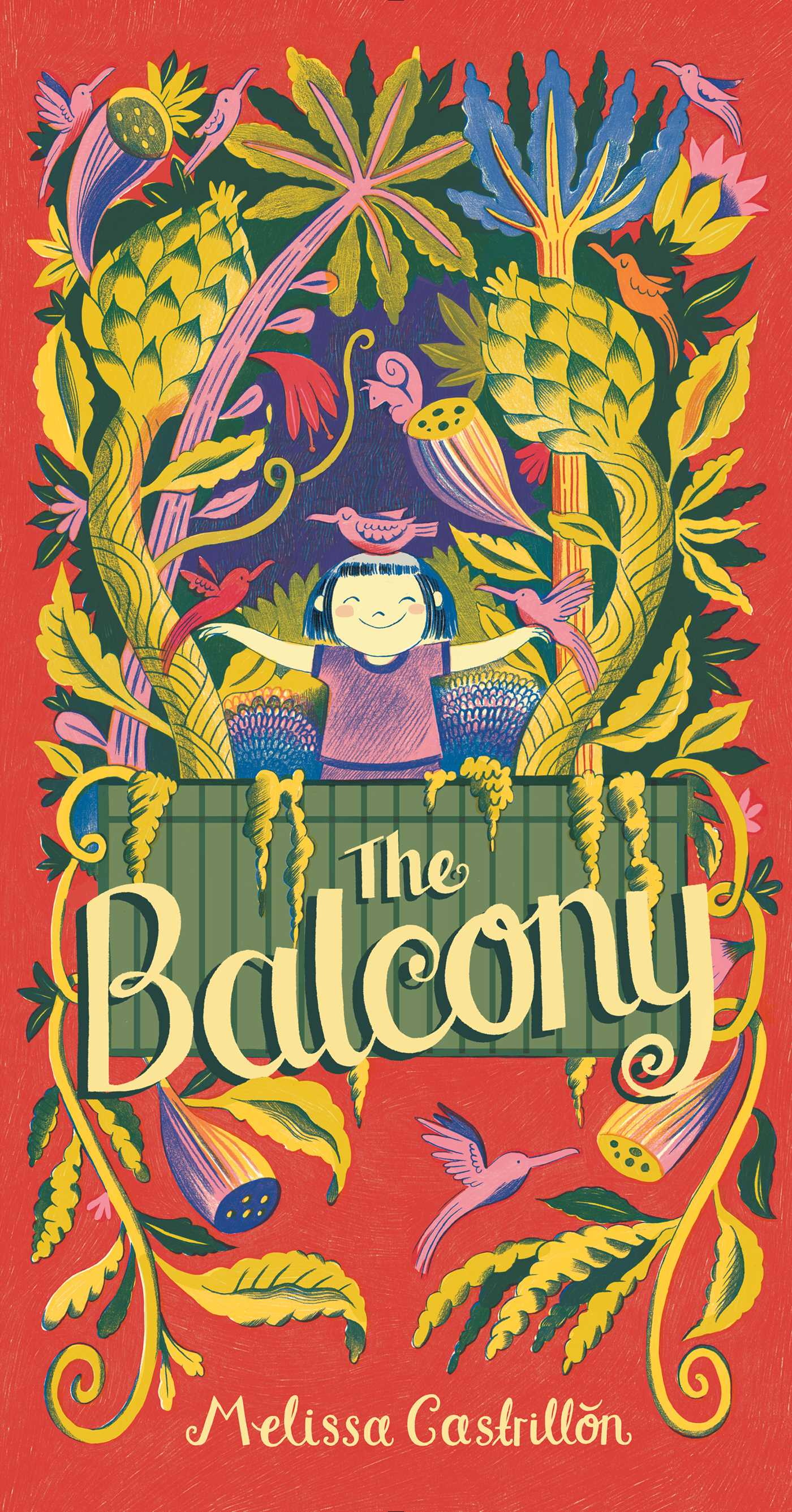 The Balcony cover image