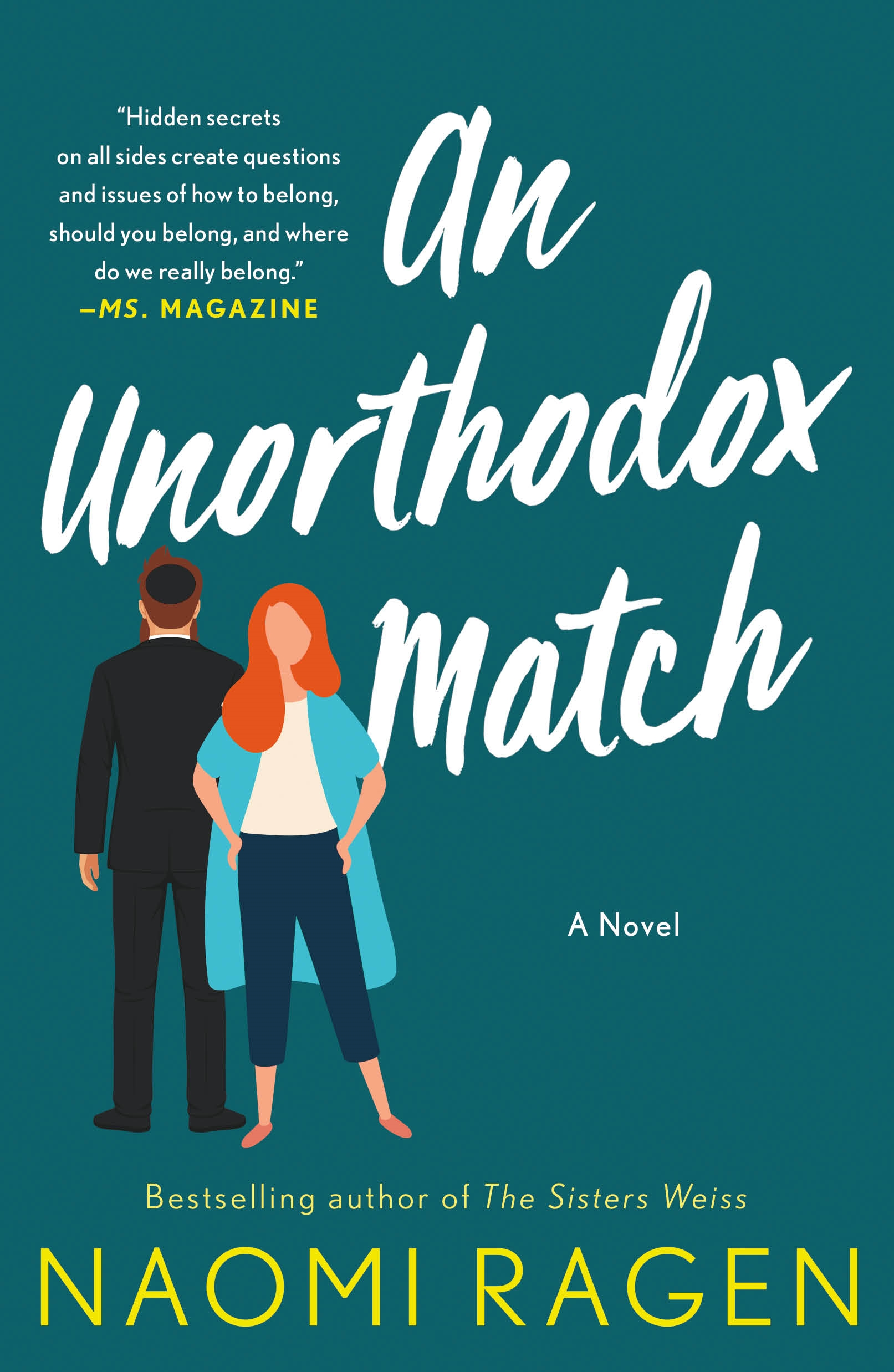 An unorthodox match cover image
