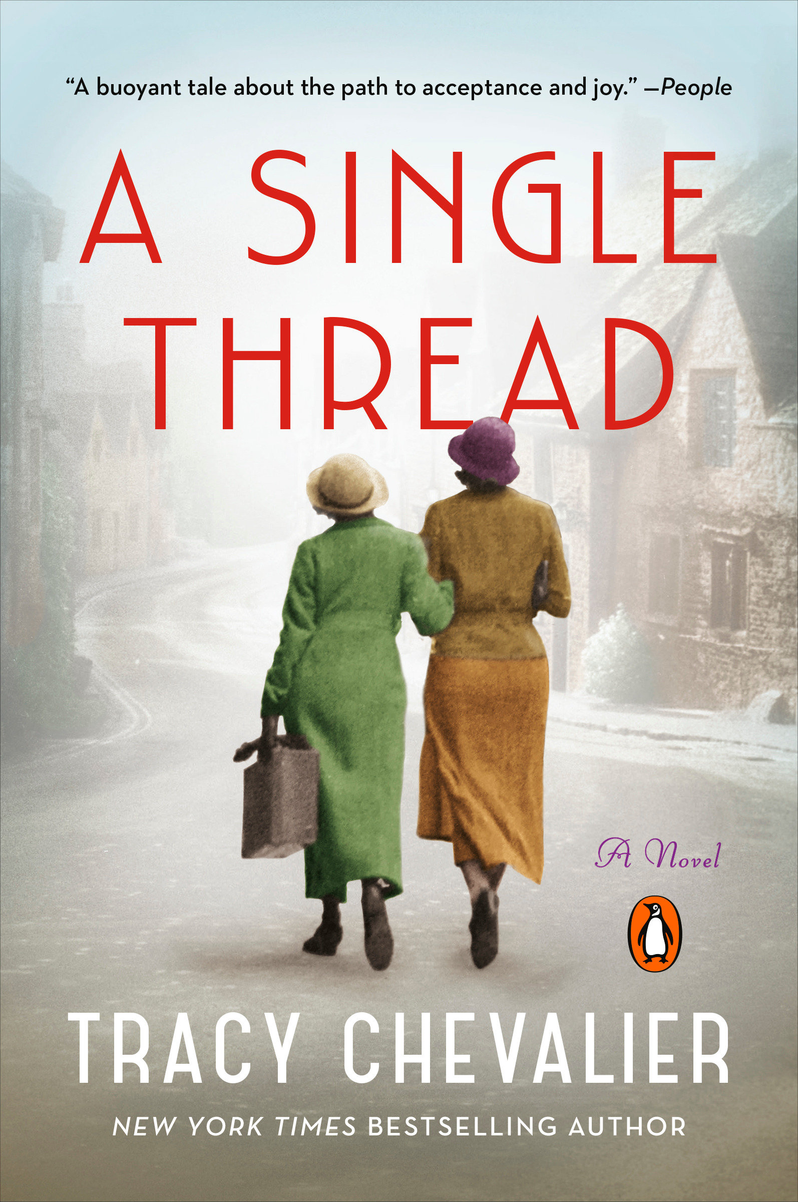 A single thread cover image