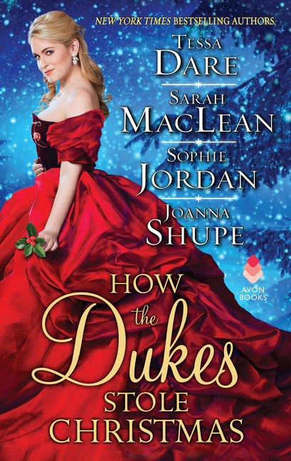 Cover Image of How the Dukes Stole Christmas