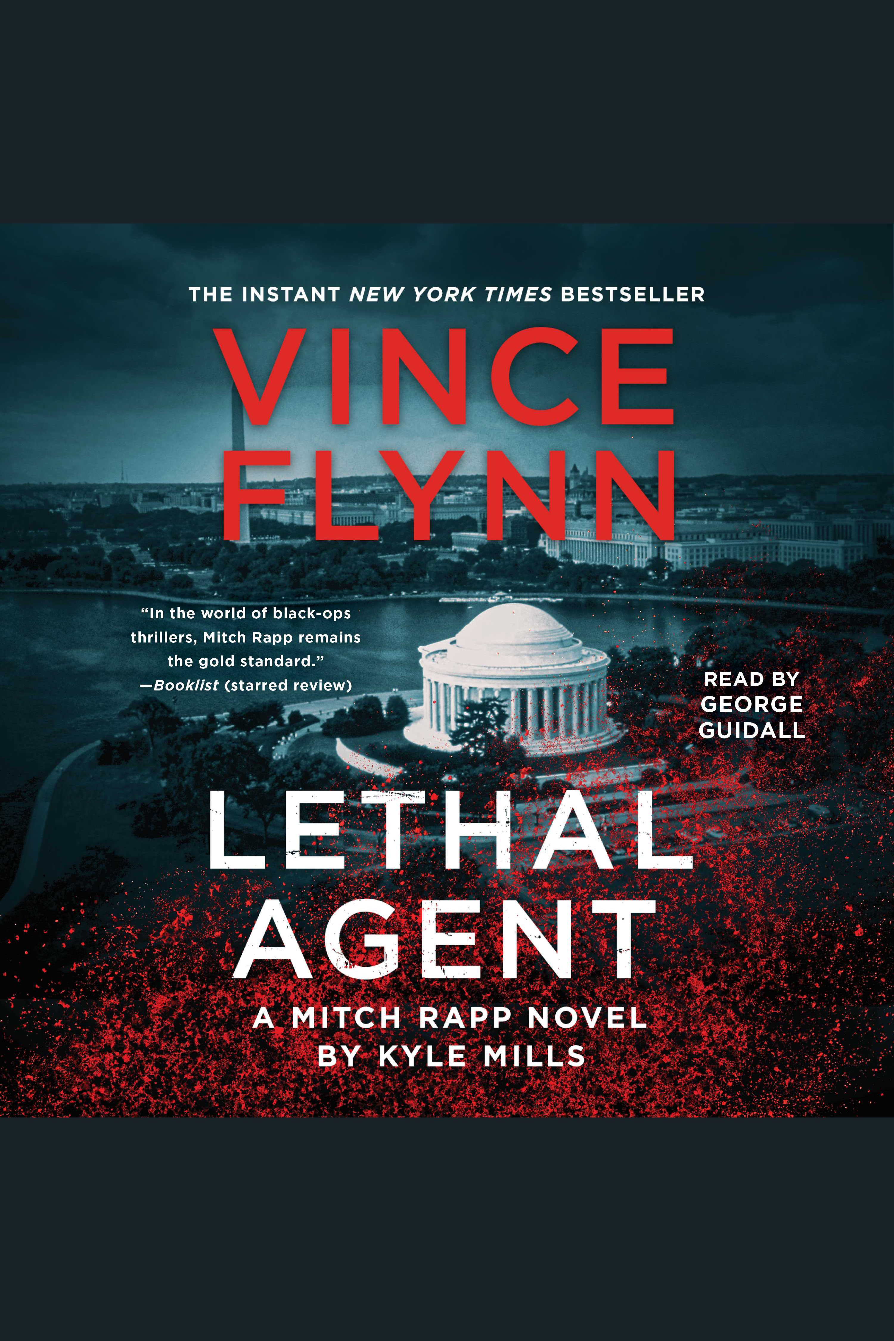 Lethal Agent A Mitch Rapp Novel