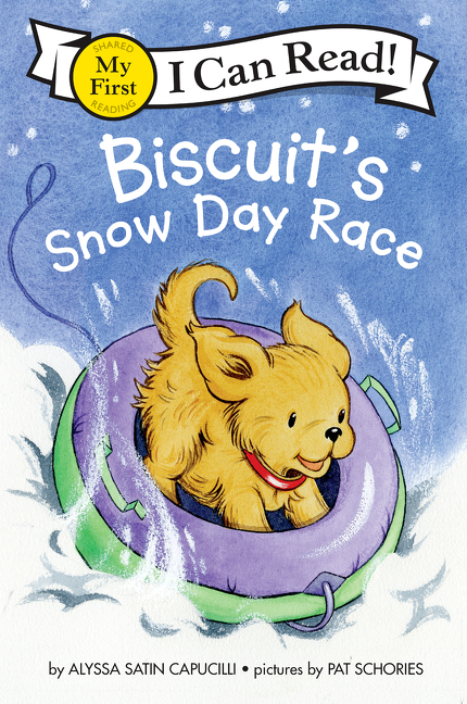 Biscuit's Snow Day Race Read-Along