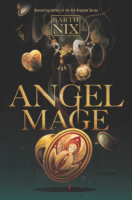 Angel mage cover image