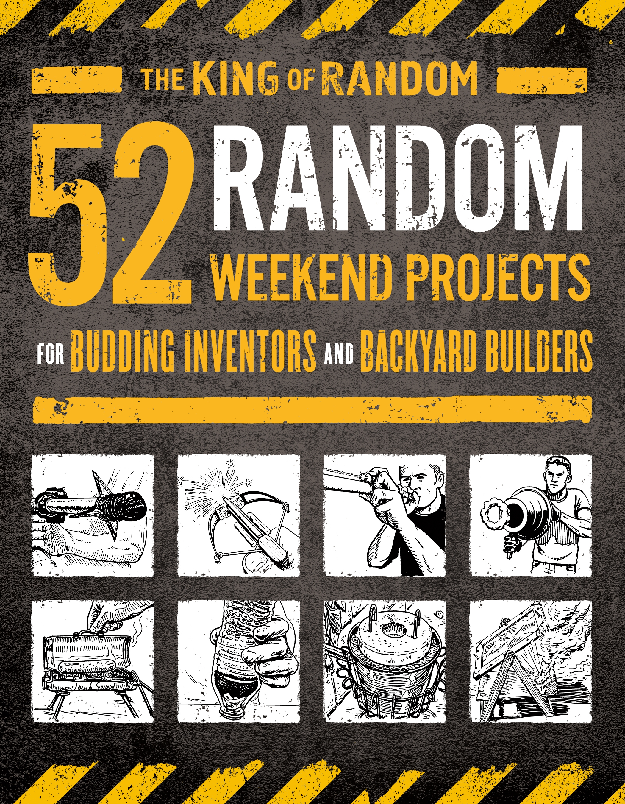 52 Random Weekend Projects For Budding Inventors and Backyard Builders