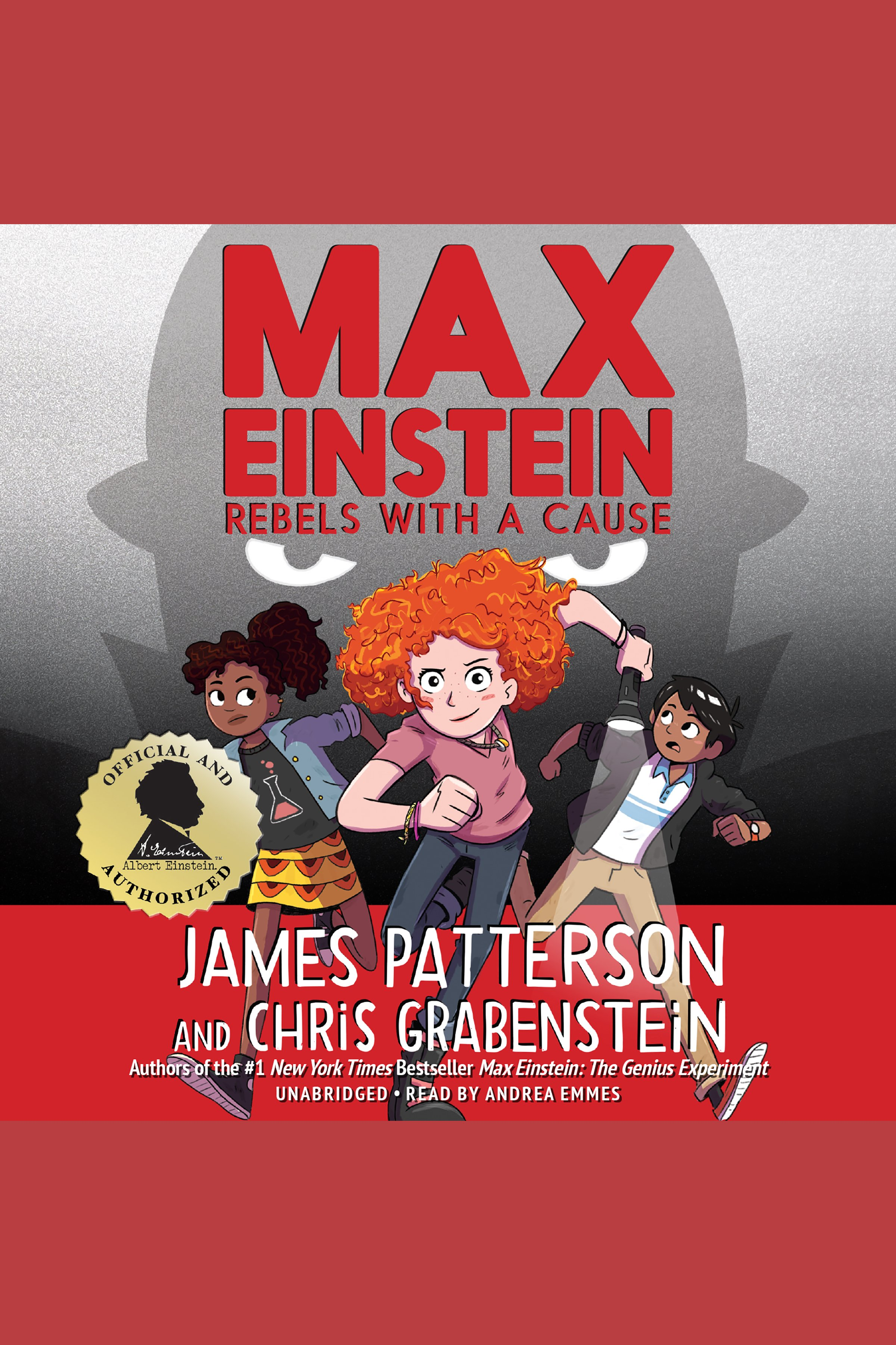 Max Einstein rebels with a cause cover image