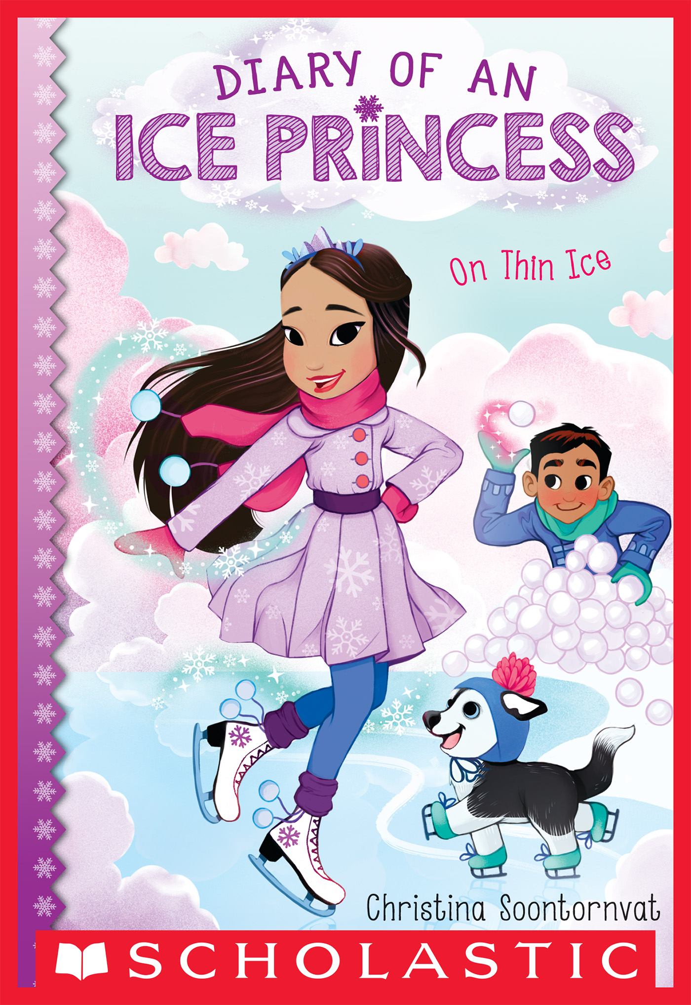 On Thin Ice (Diary of an Ice Princess #3) [electronic resource]