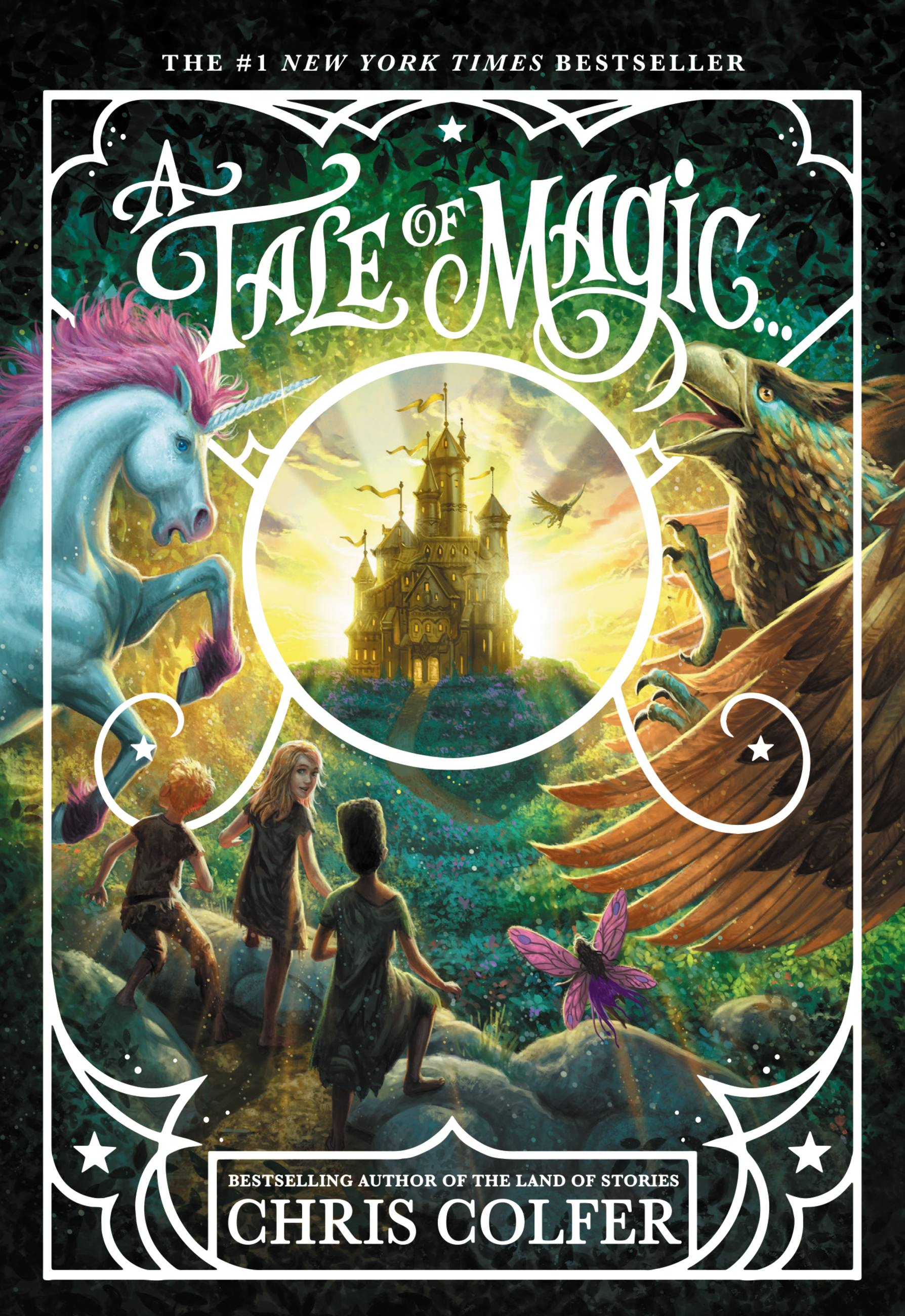A tale of magic... [electronic resource (downloadable eBook)]