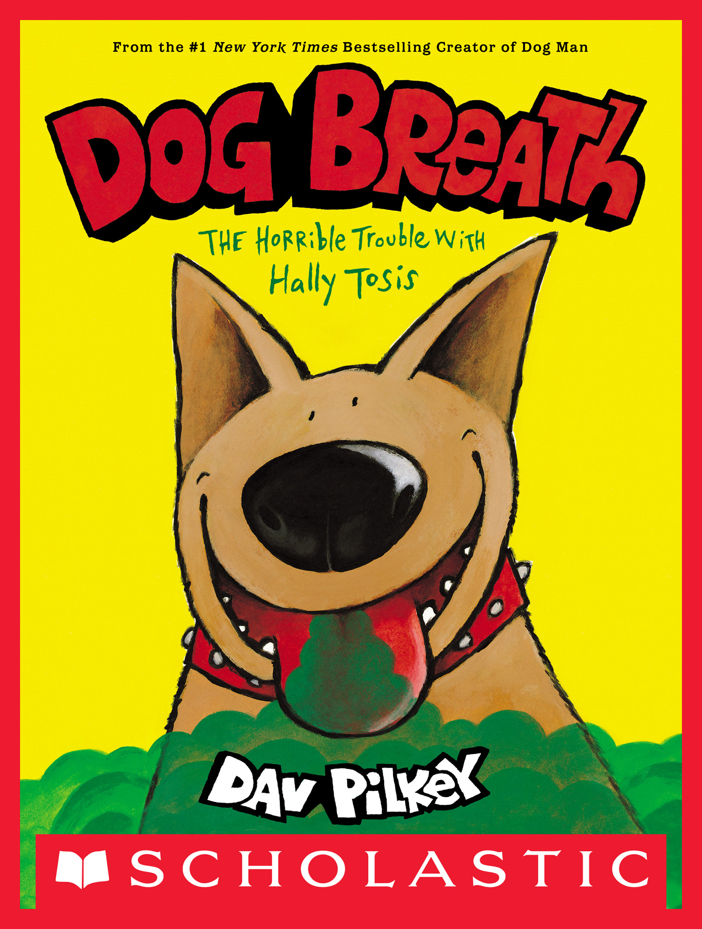 Dog breath [electronic resource (downloadable eBook)] : the horrible trouble with Hally Tosis