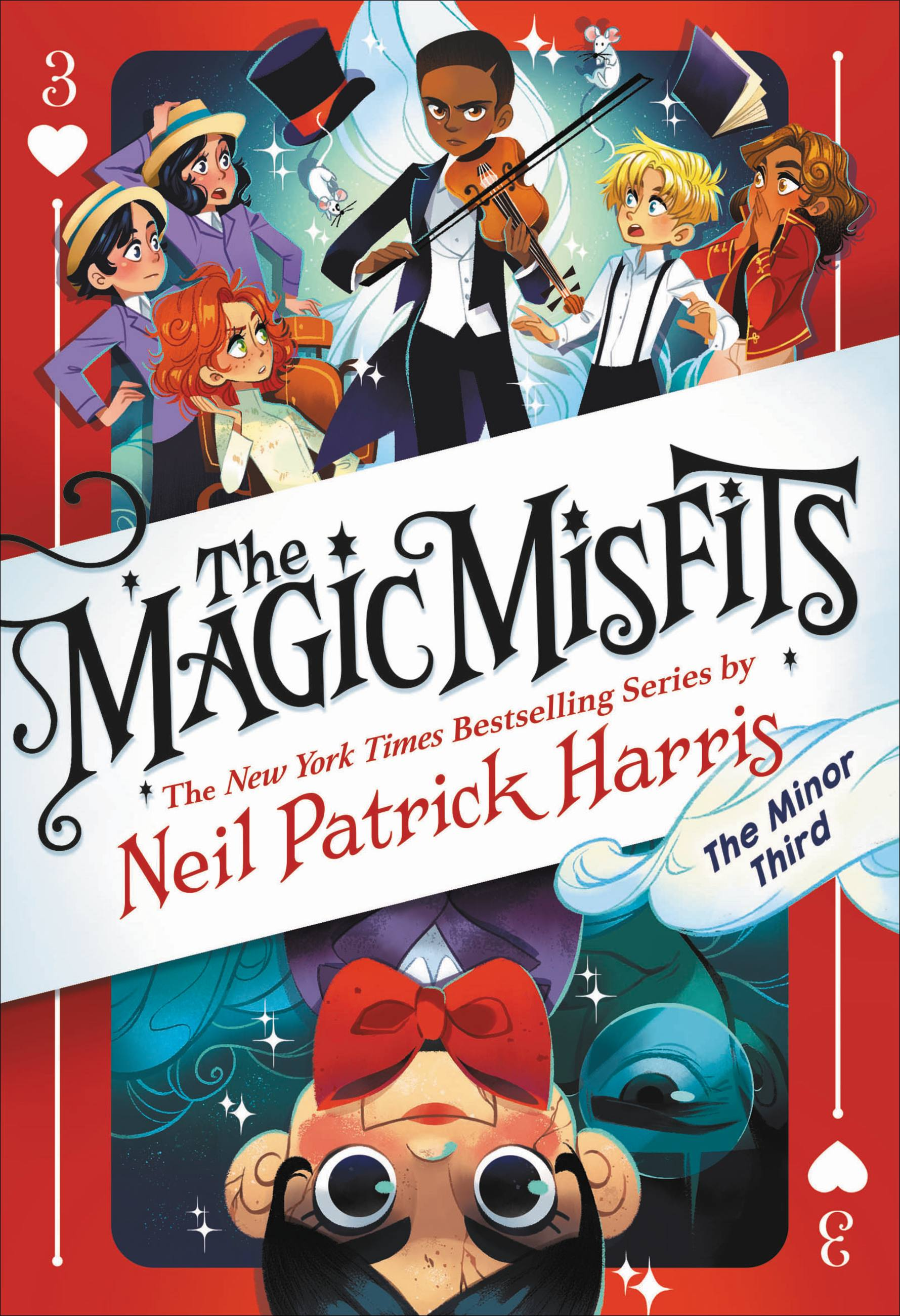 The magic misfits [electronic resource (downloadable eBook)] : the minor third