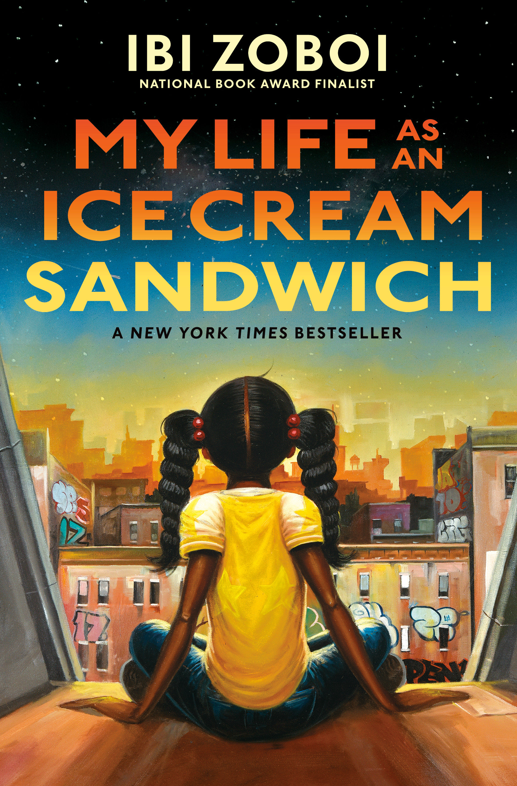 My life as an ice cream sandwich [electronic resource (downloadable eBook)]