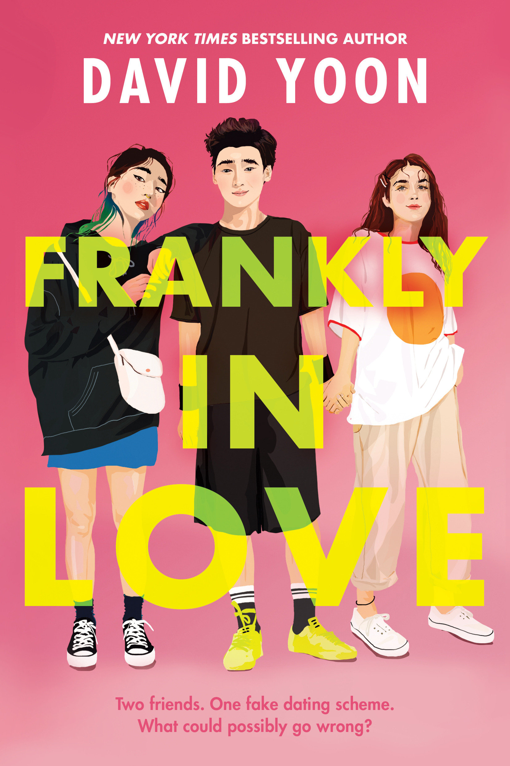Cover Image of Frankly in Love