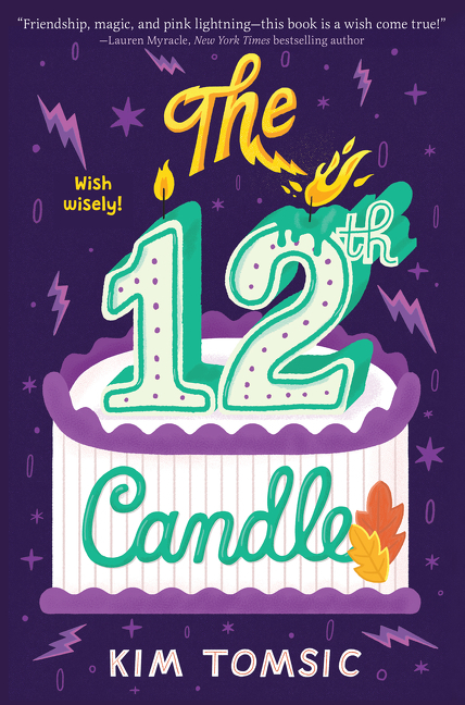 The 12th Candle [electronic resource]