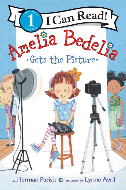 Amelia Bedelia Gets the Picture [electronic resource] : Read-Along