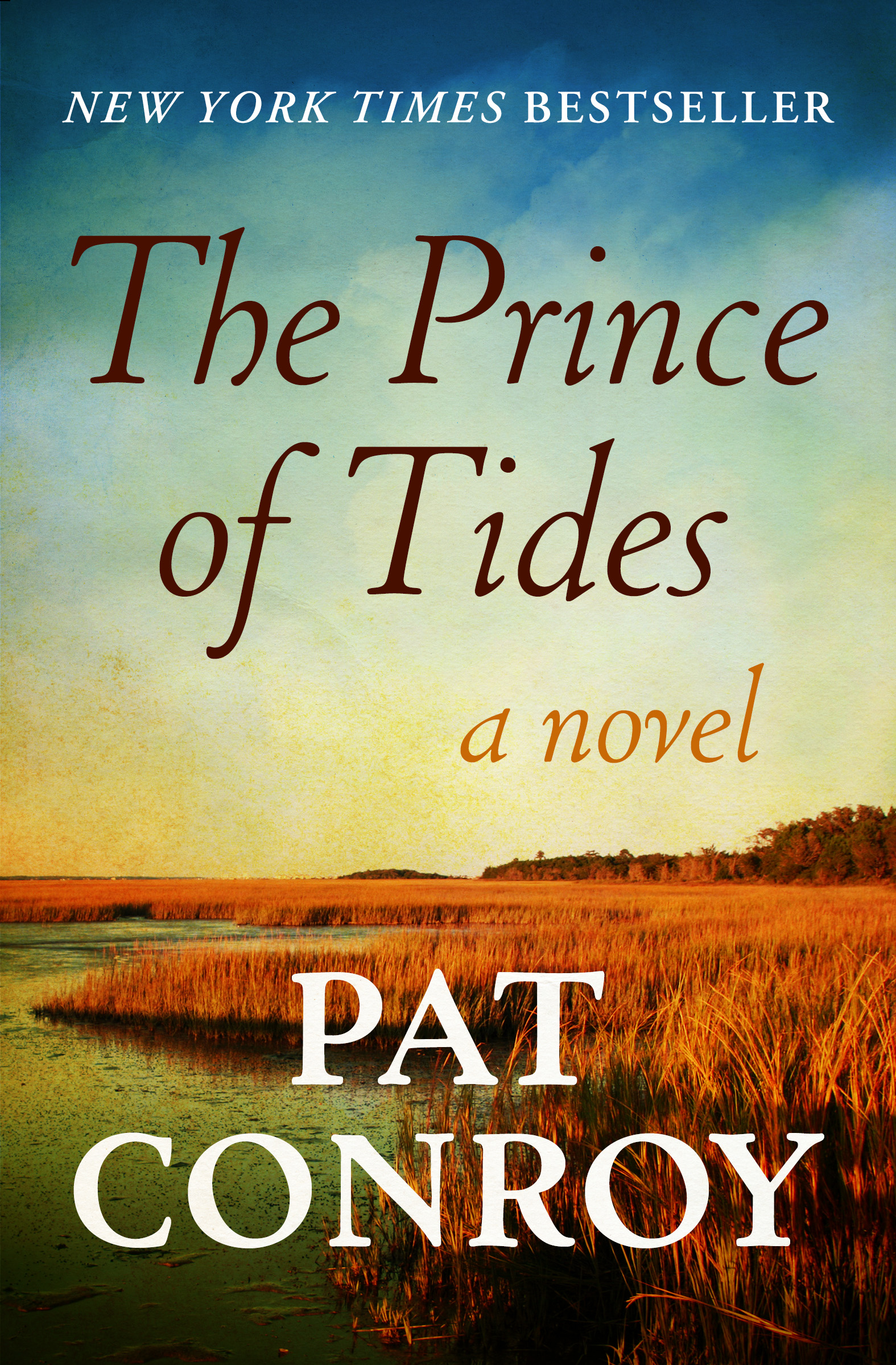 The prince of tides cover image