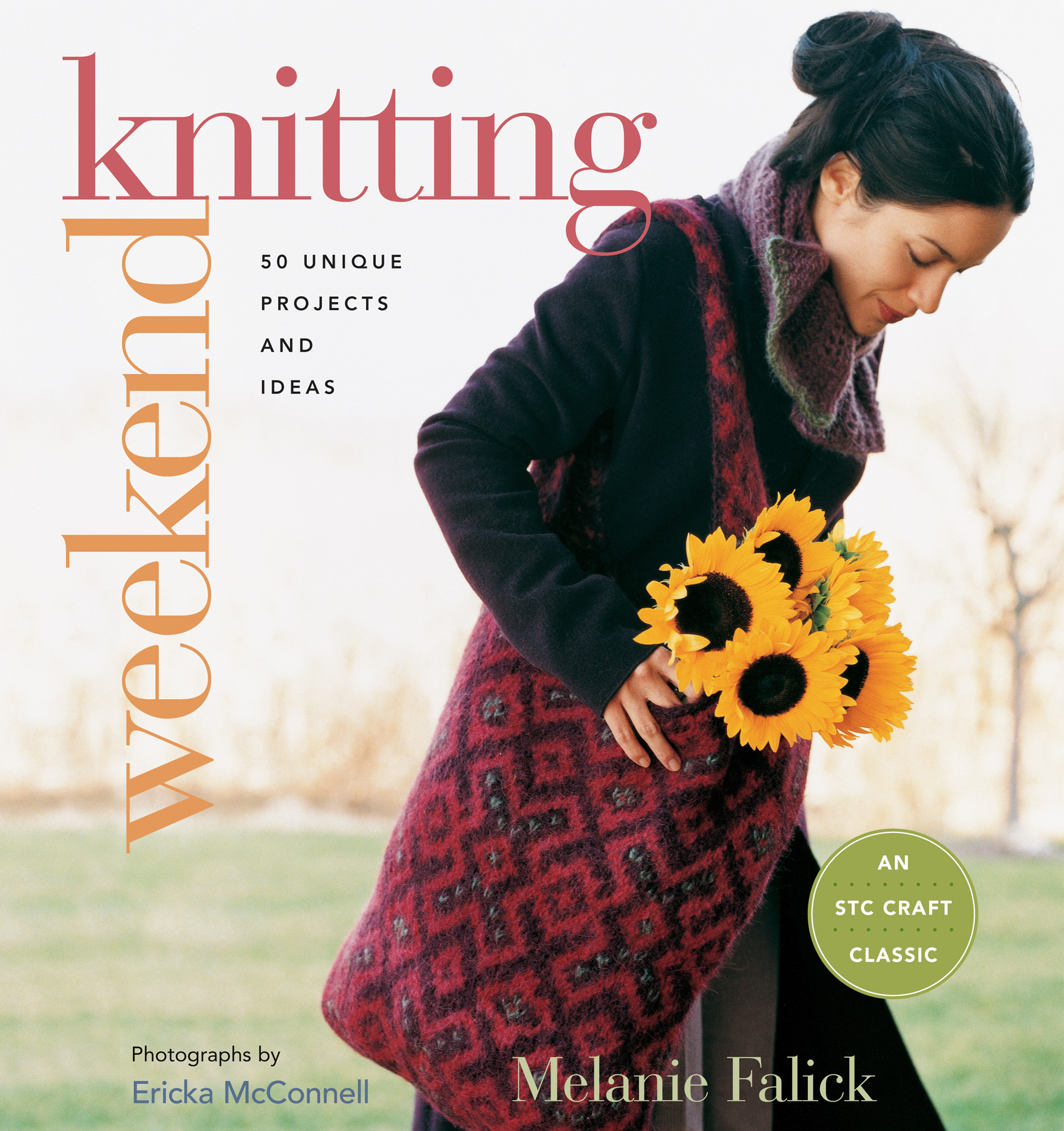 Weekend knitting 50 unique projects and ideas cover image