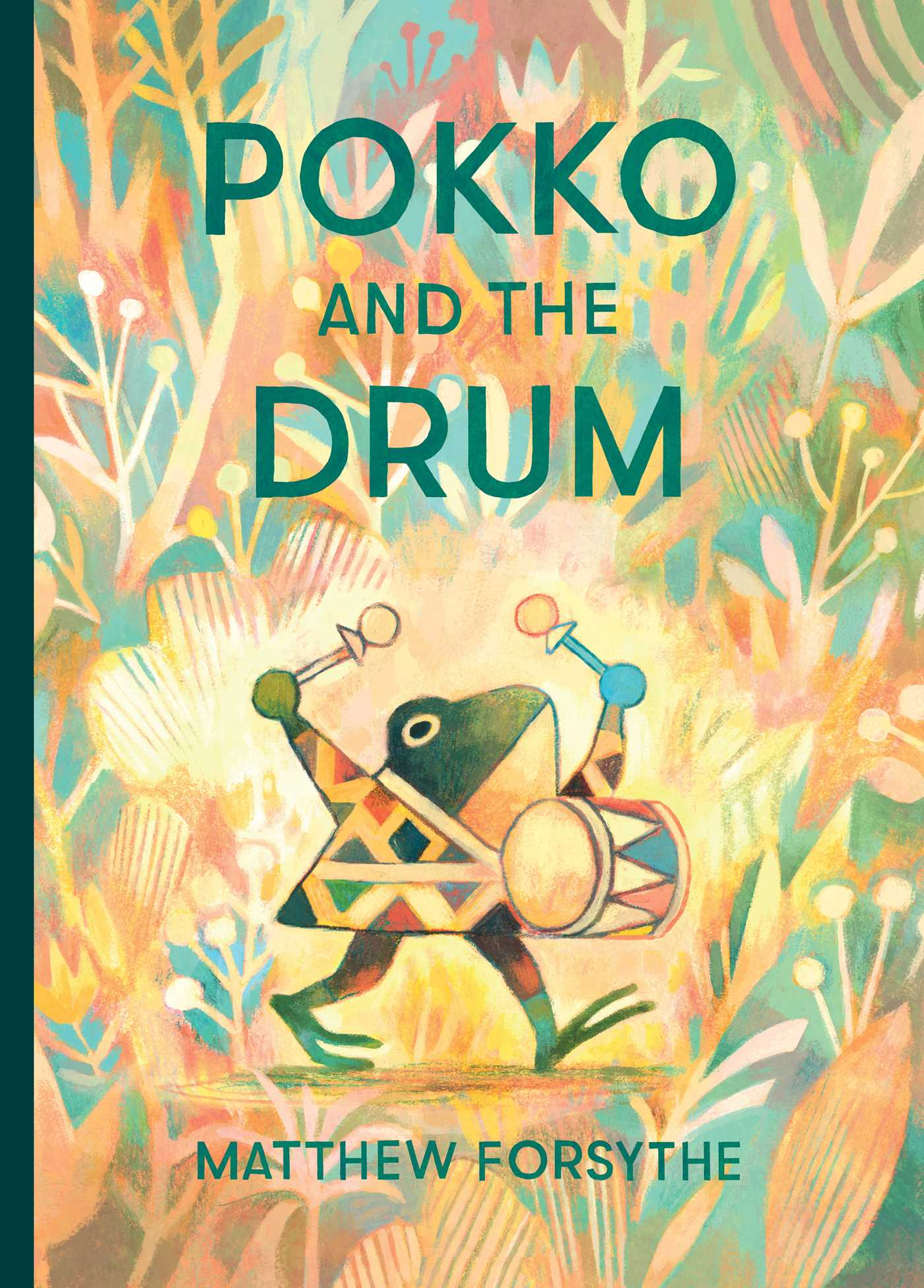 Cover Image of Pokko and the Drum