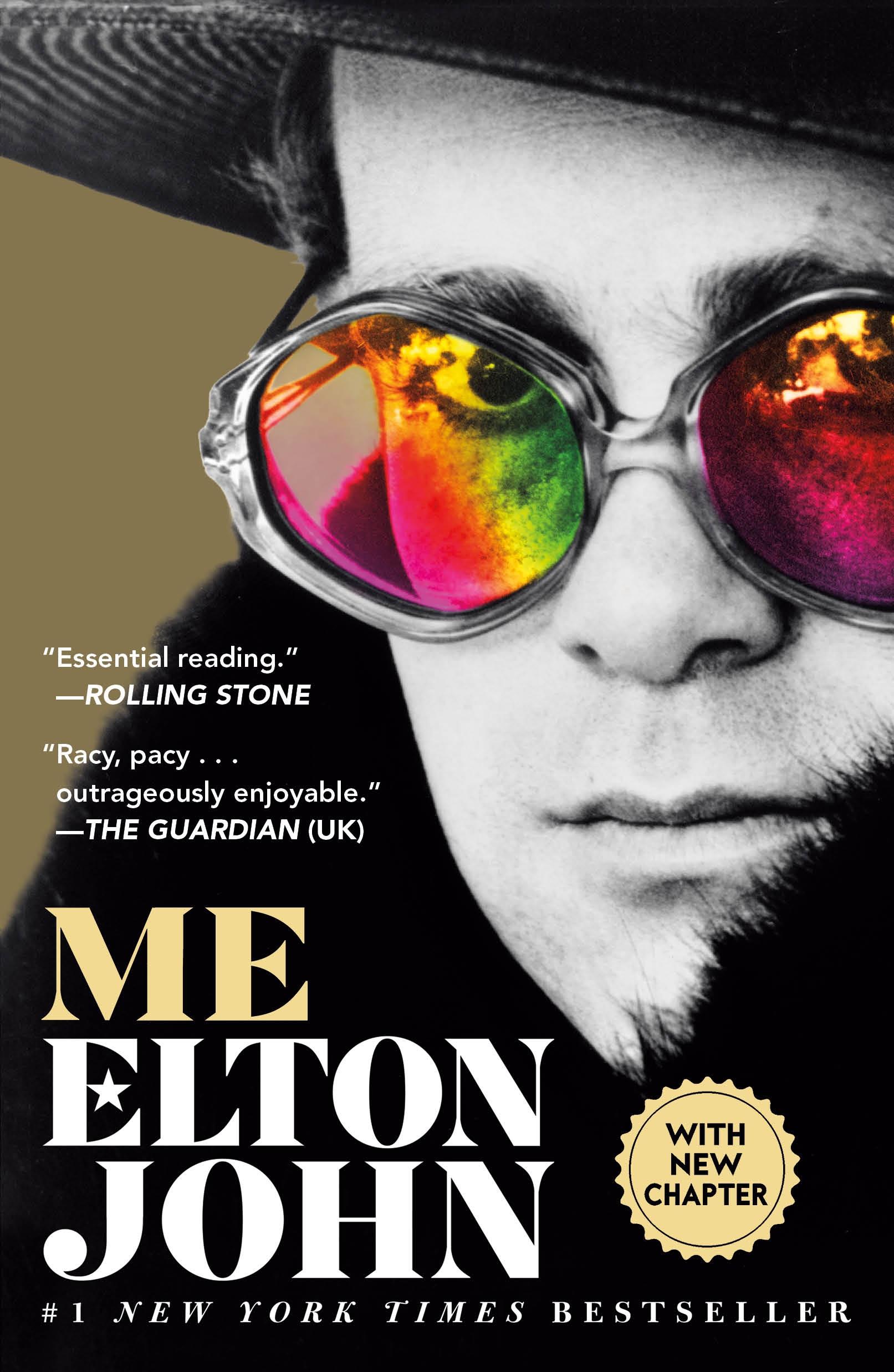 Me Elton John Official Autobiography