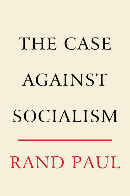 The case against socialism cover image