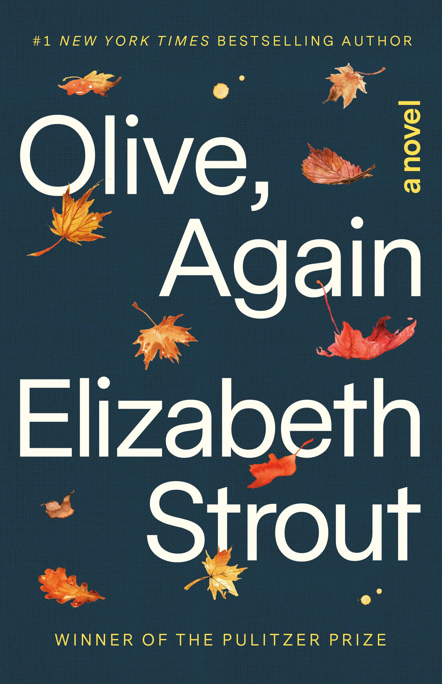 Olive, Again (Oprah's Book Club) A Novel