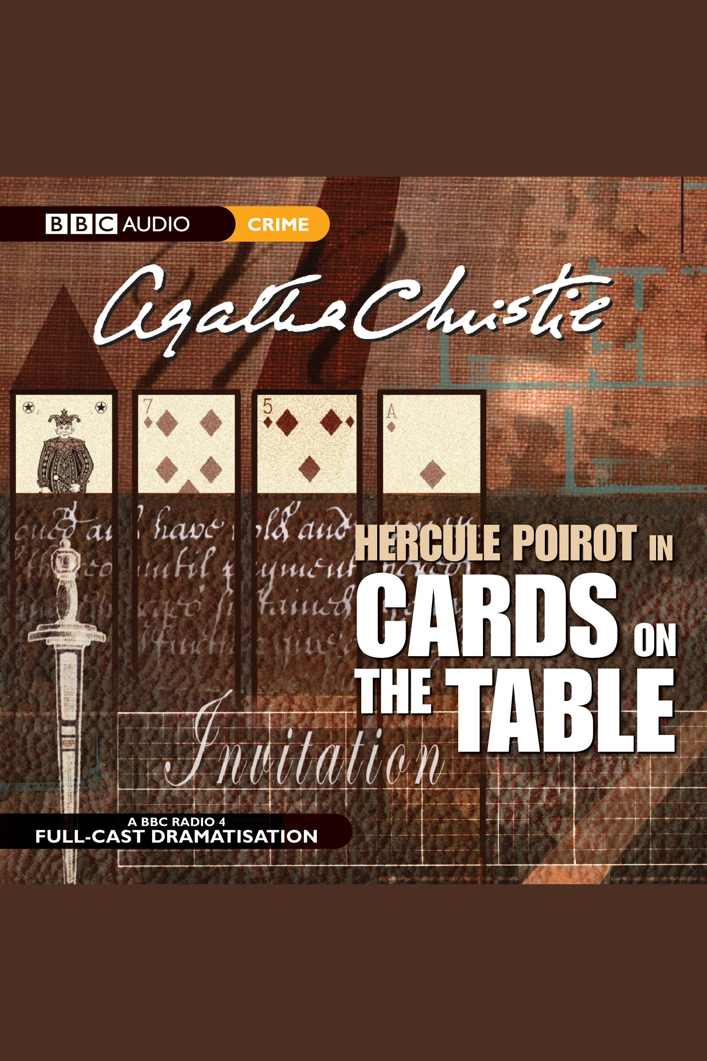 Cards on the Table Dramatised