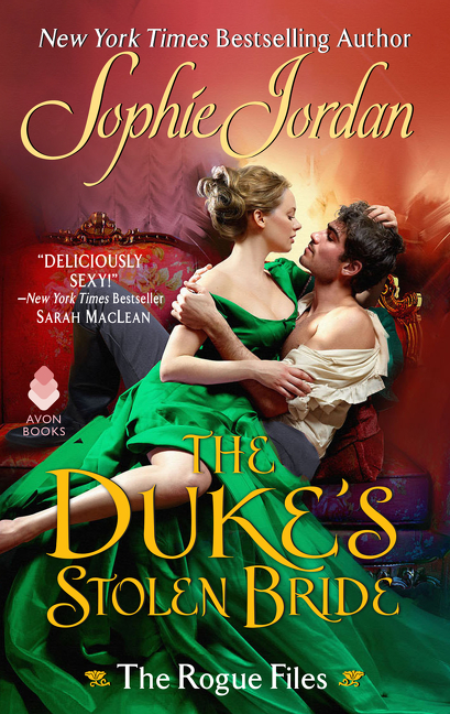The Duke's stolen bride [electronic resource (downloadable eBook)] : the Rogue files