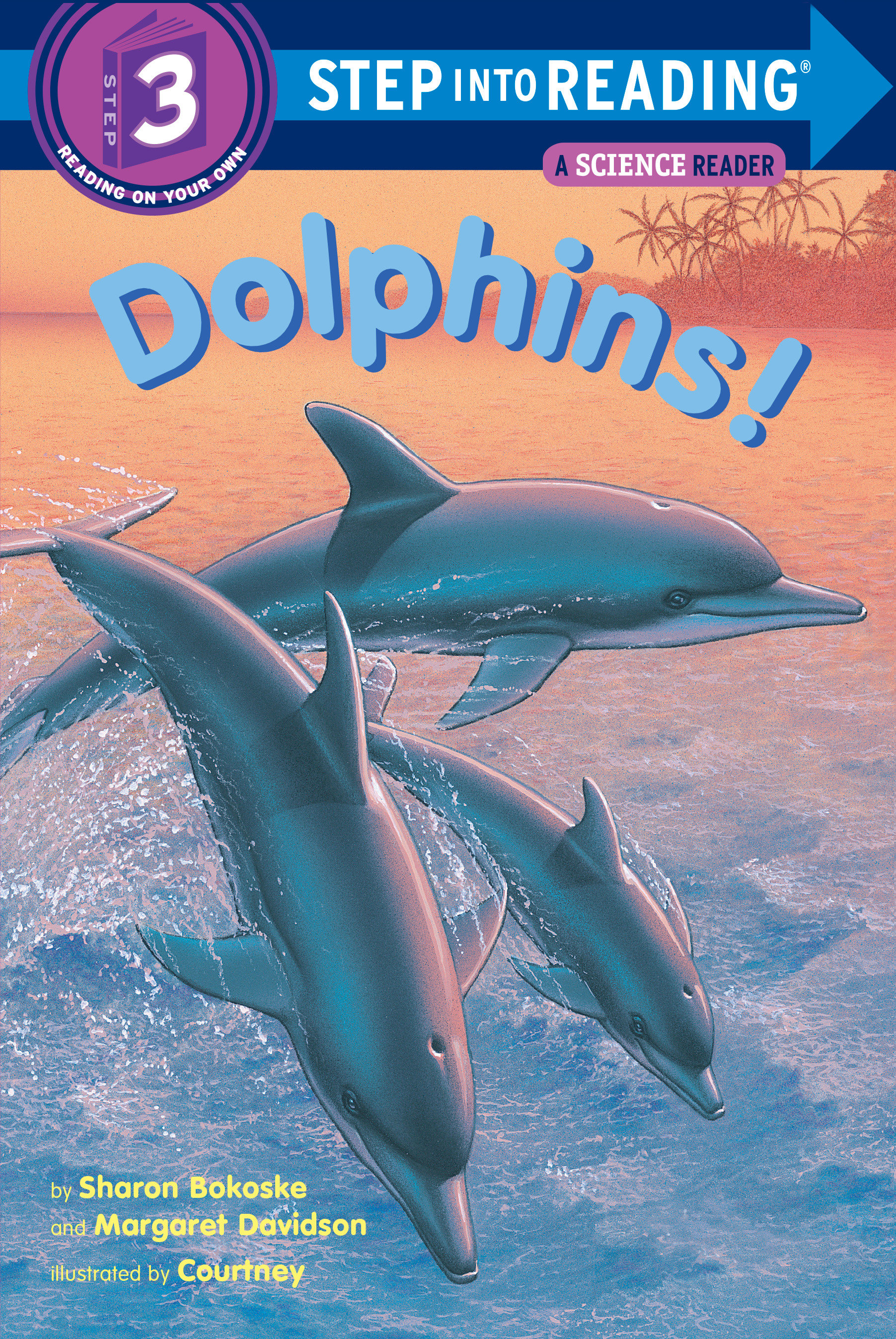 Dolphins! cover image