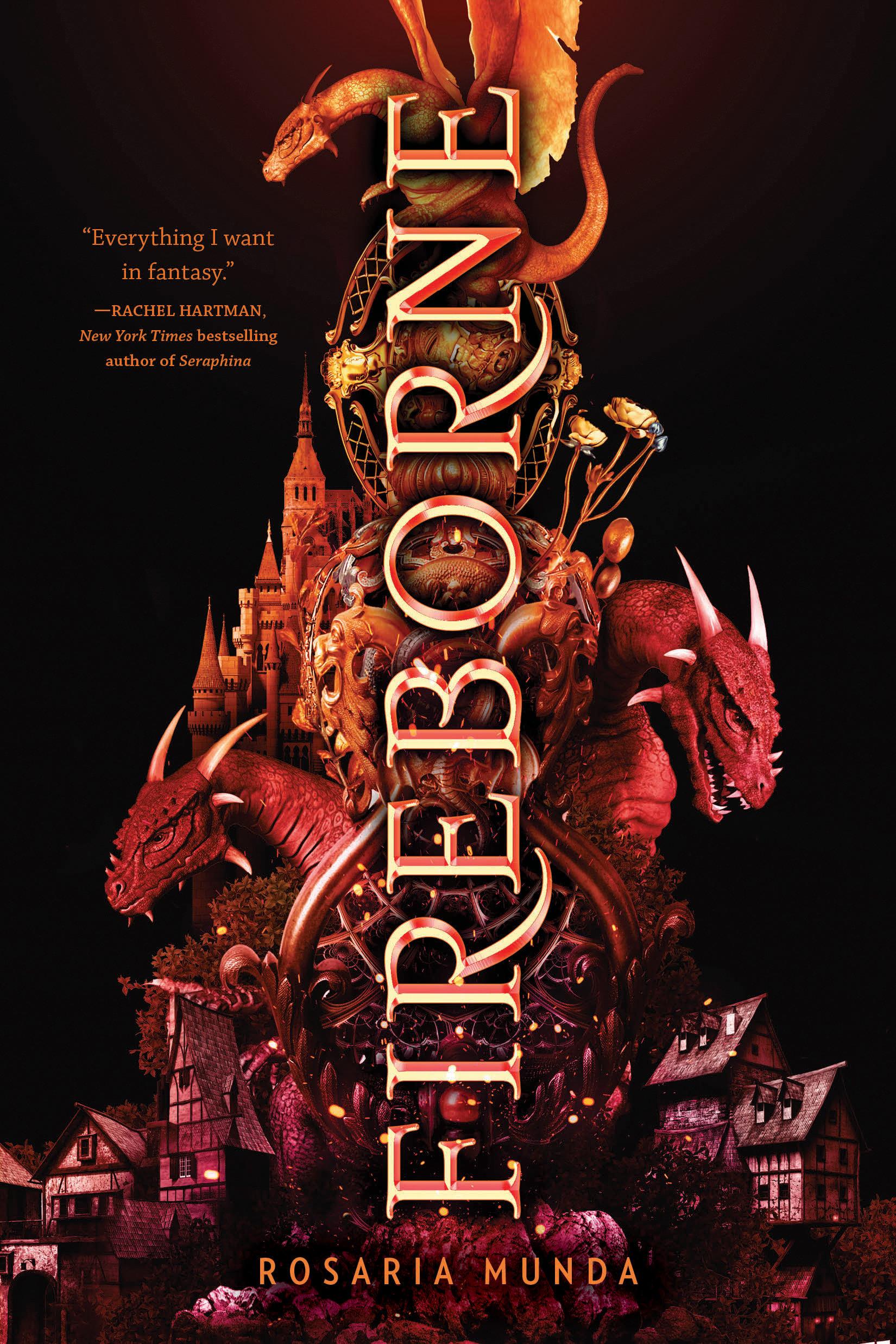 Fireborne [electronic resource (downloadable eBook)]
