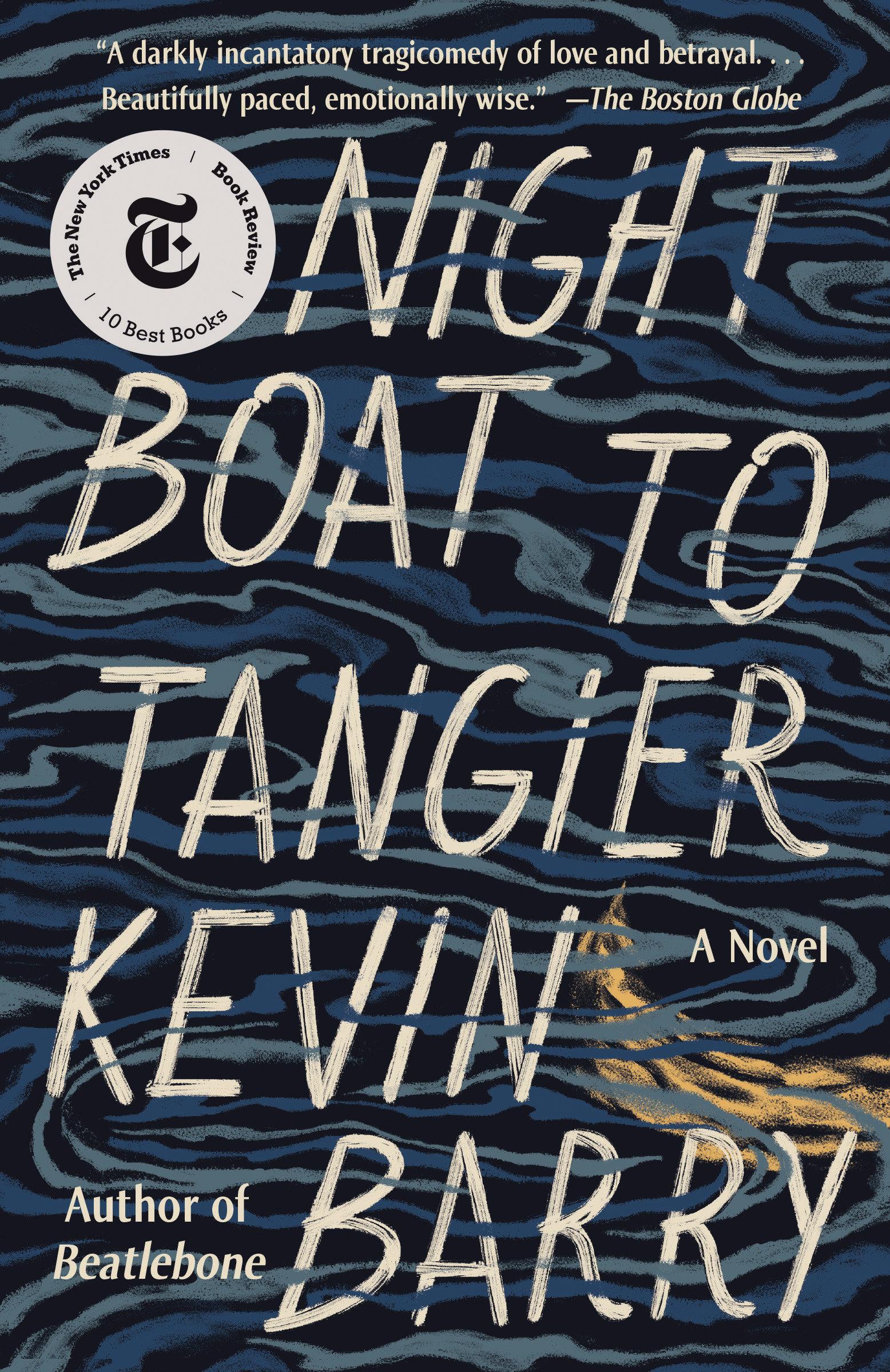 Image: Night Boat to Tangier