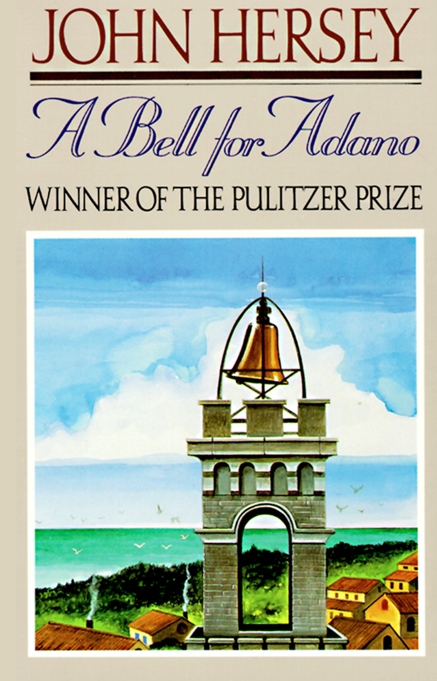 A Bell for Adano cover image