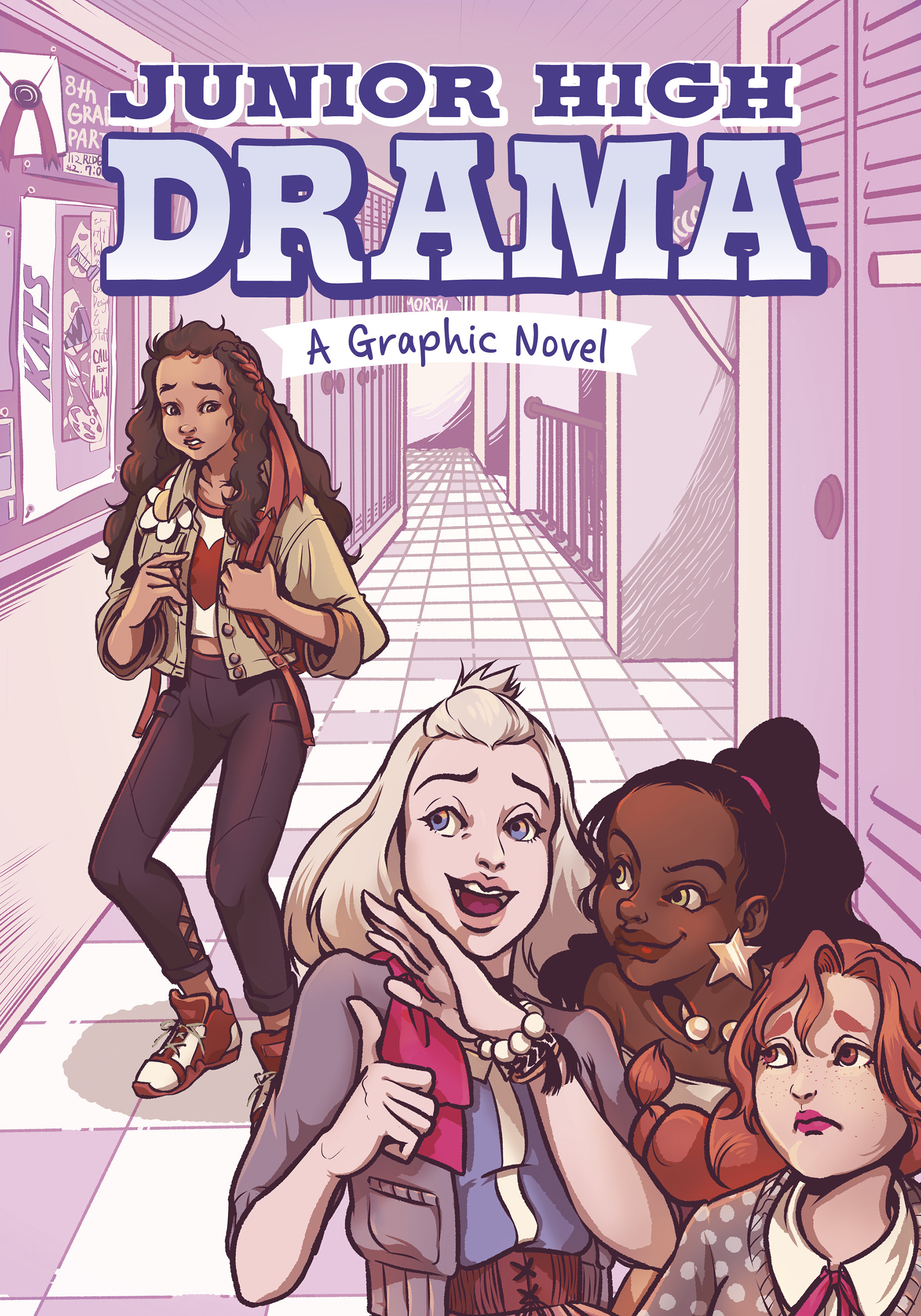Cover Image of Junior High Drama