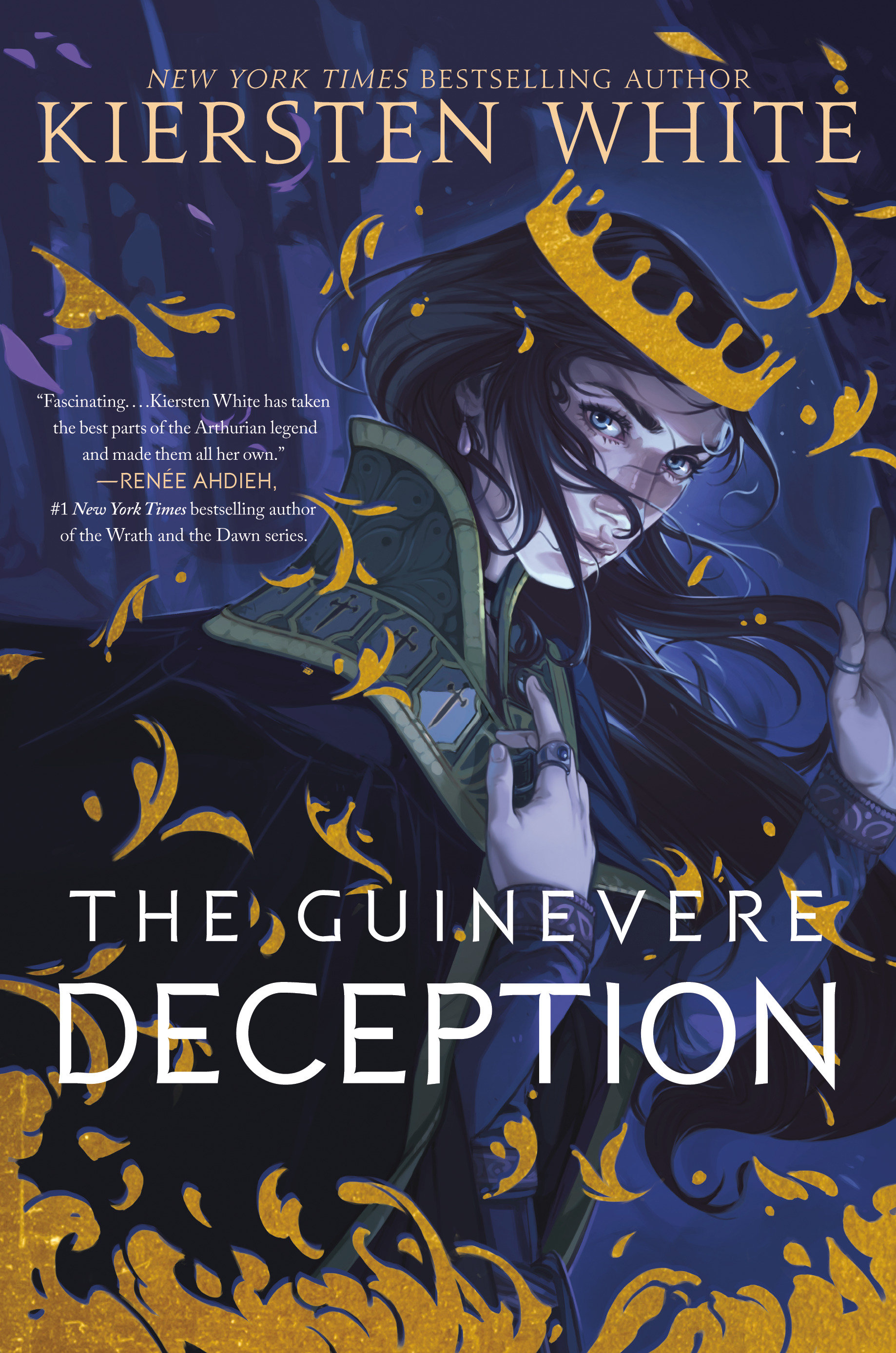 The Guinevere deception [electronic resource (downloadable eBook)]